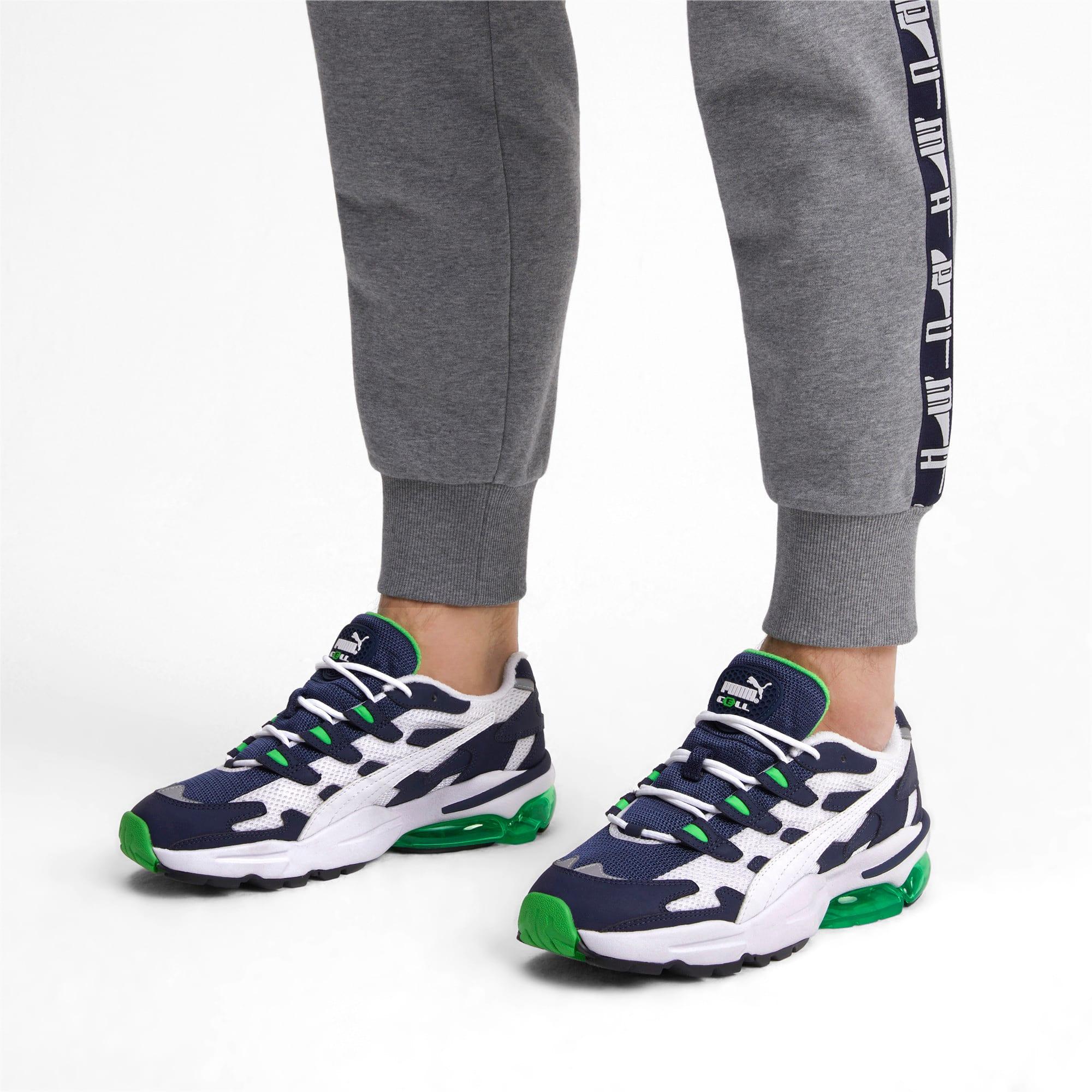 Thumbnail 2 of CELL Alien OG Sneakers, Peacoat-Classic Green, medium