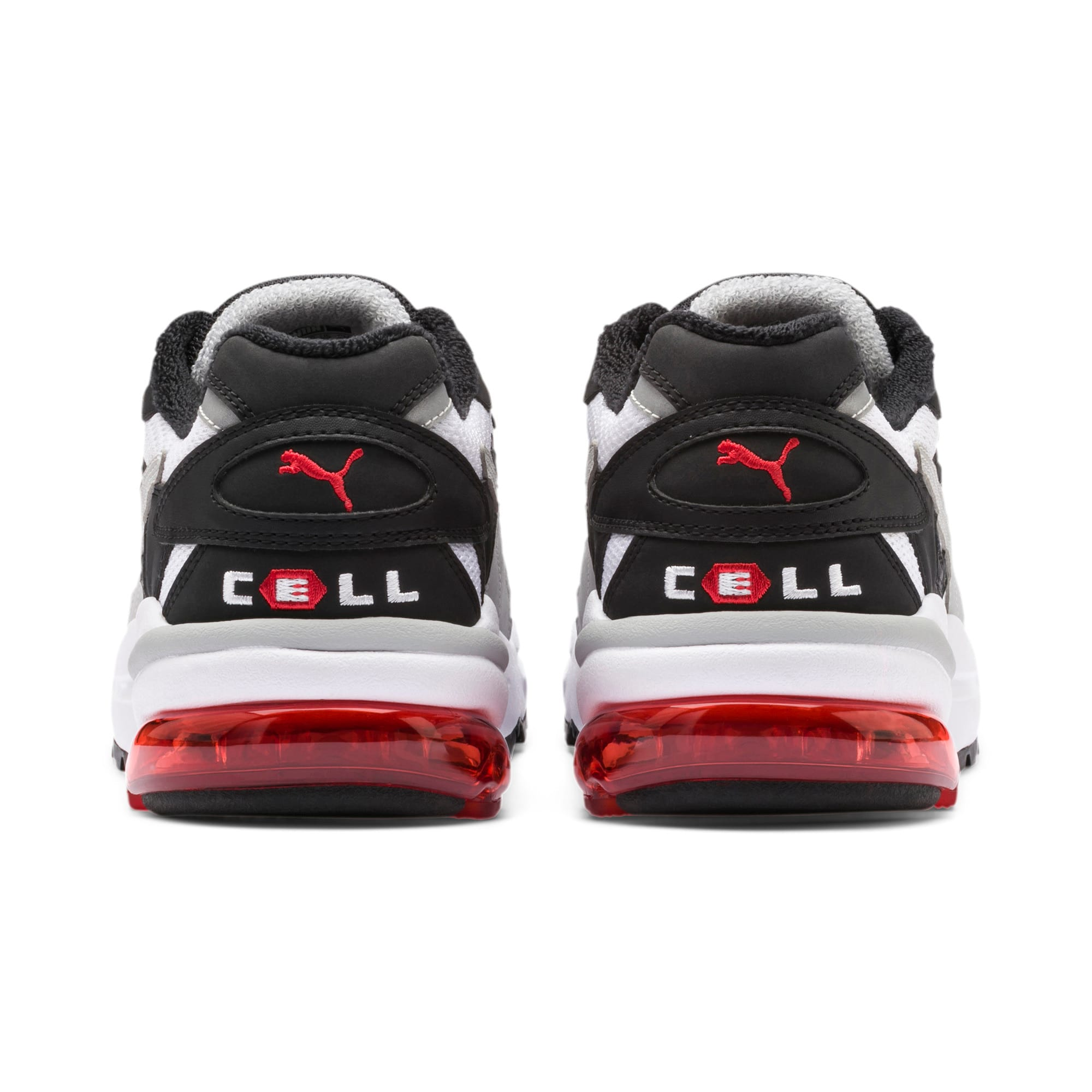 Thumbnail 4 of CELL Alien OG Sneakers, Puma Black-High Risk Red, medium