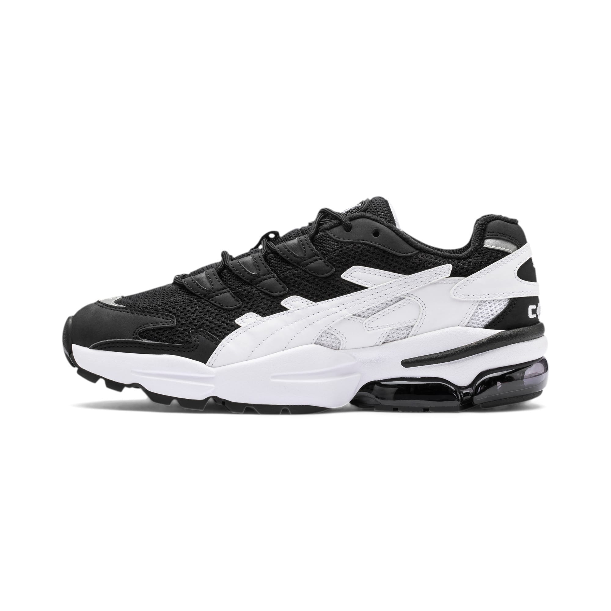 Thumbnail 1 of CELL Alien OG Sneaker, Puma Black-Puma White, medium
