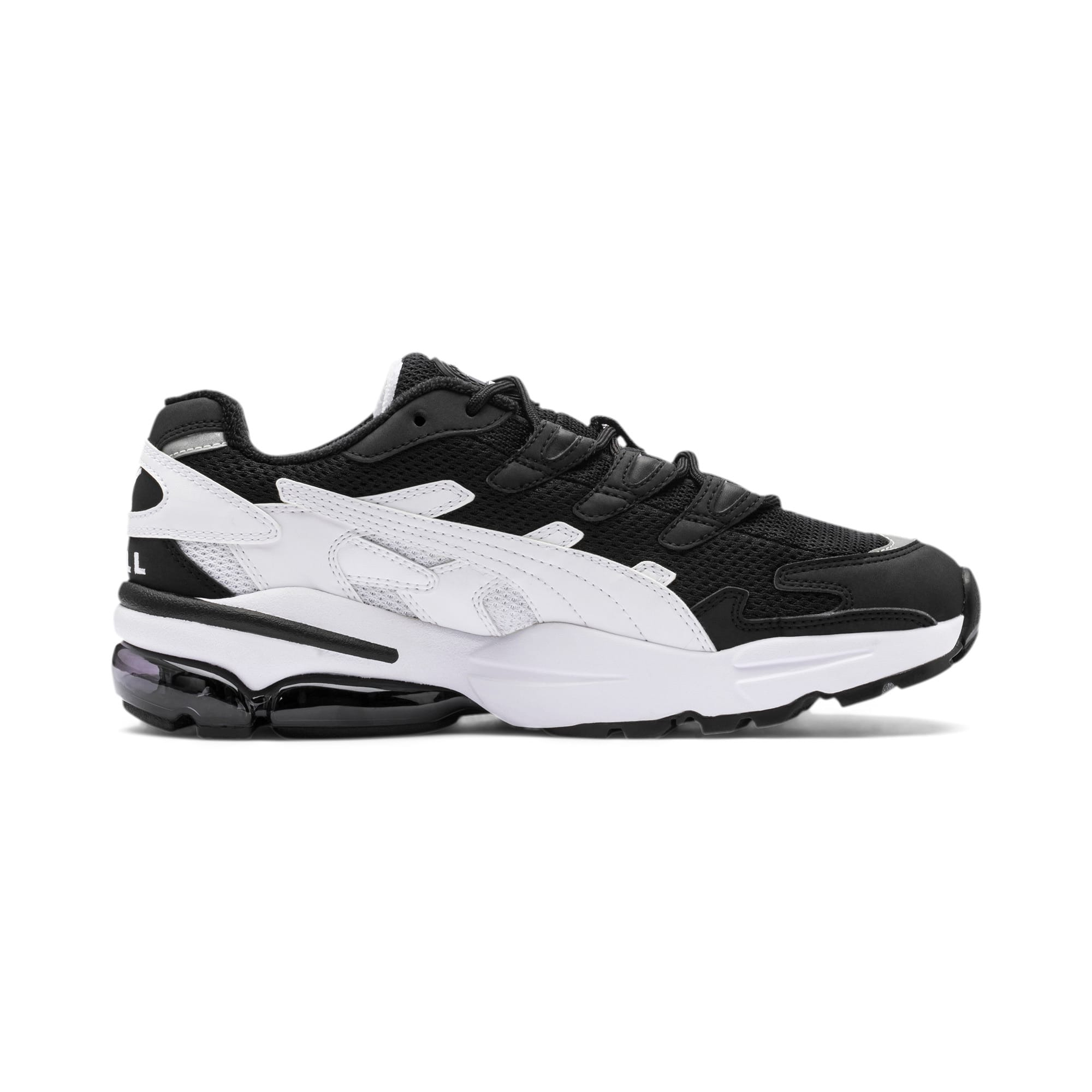 Thumbnail 6 of CELL Alien OG Sneaker, Puma Black-Puma White, medium