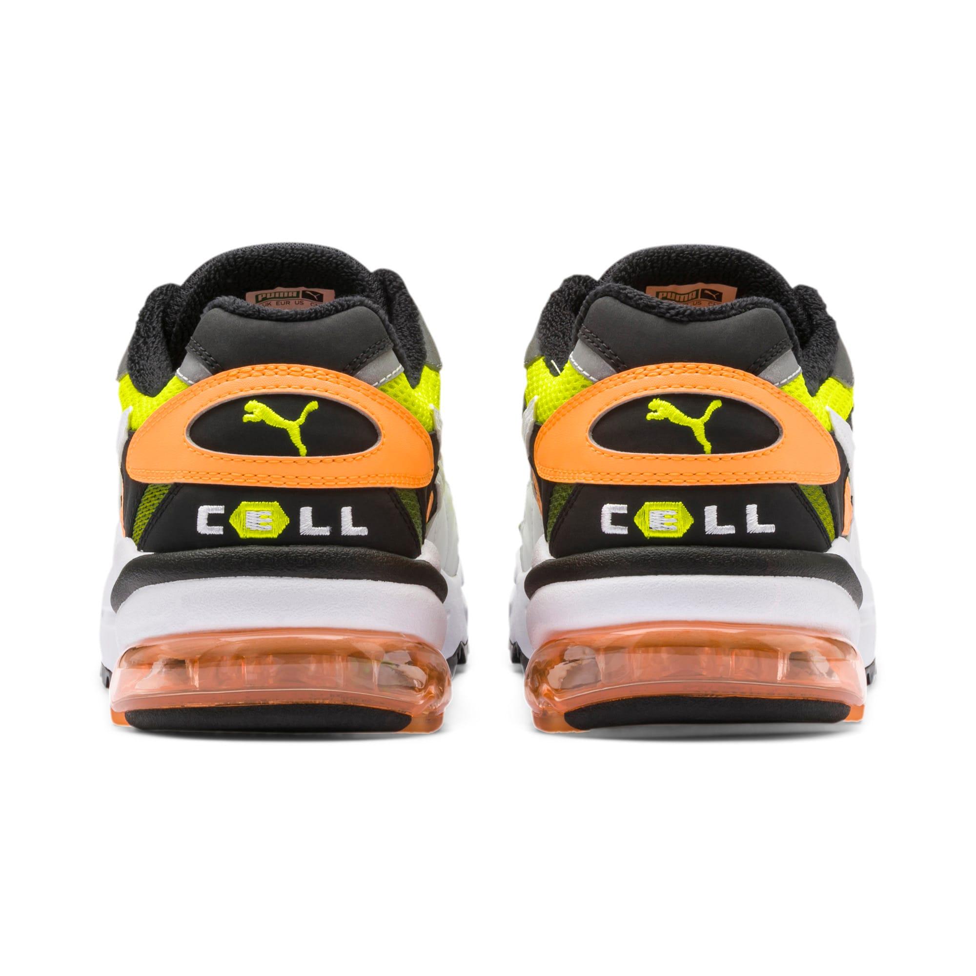 Thumbnail 4 of CELL Alien OG Sneakers, Yellow Alert-Fluo Orange, medium