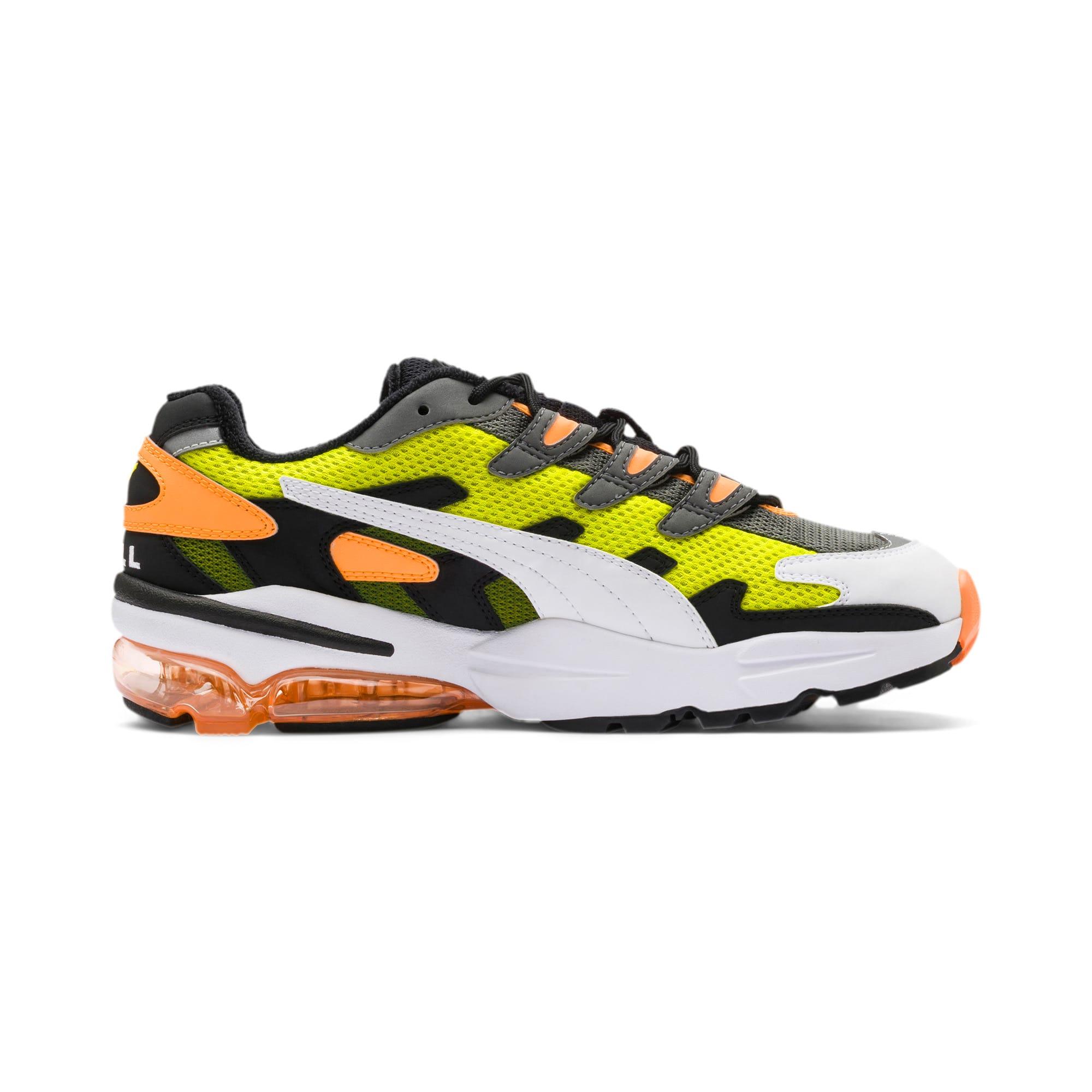 Thumbnail 6 of CELL Alien OG Sneakers, Yellow Alert-Fluo Orange, medium