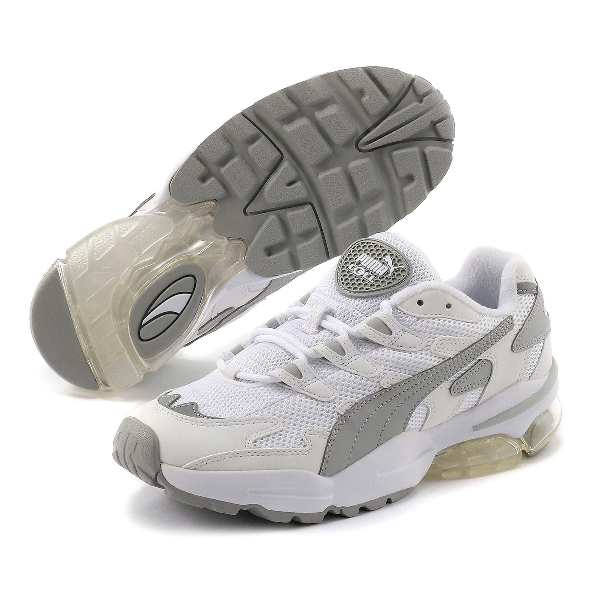 Thumbnail 2 of CELL Alien OG Sneakers, Puma White-High Rise, medium