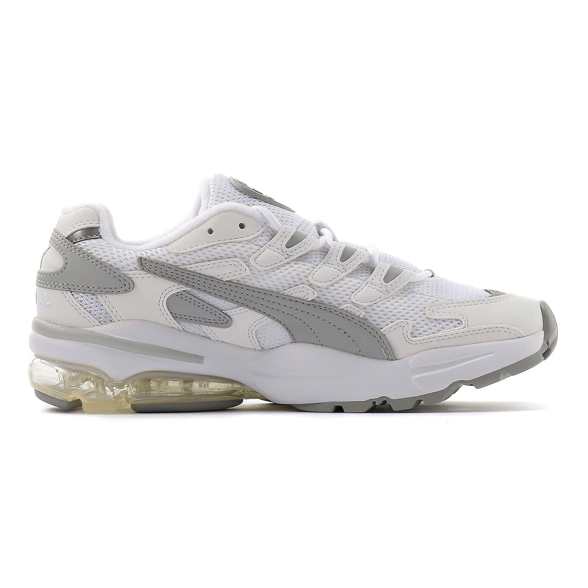 Thumbnail 5 of CELL Alien OG Sneakers, Puma White-High Rise, medium