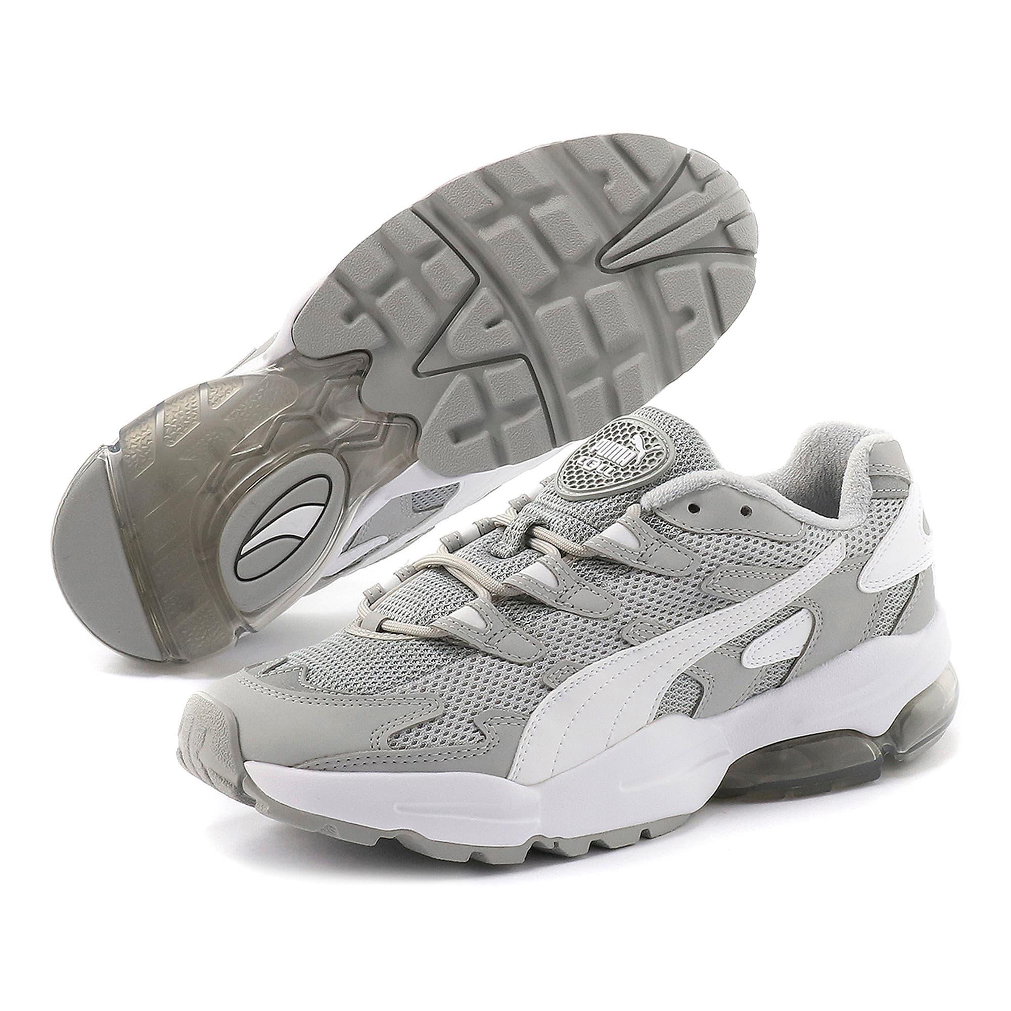 Thumbnail 2 of CELL Alien OG Sneakers, High Rise-Puma White, medium