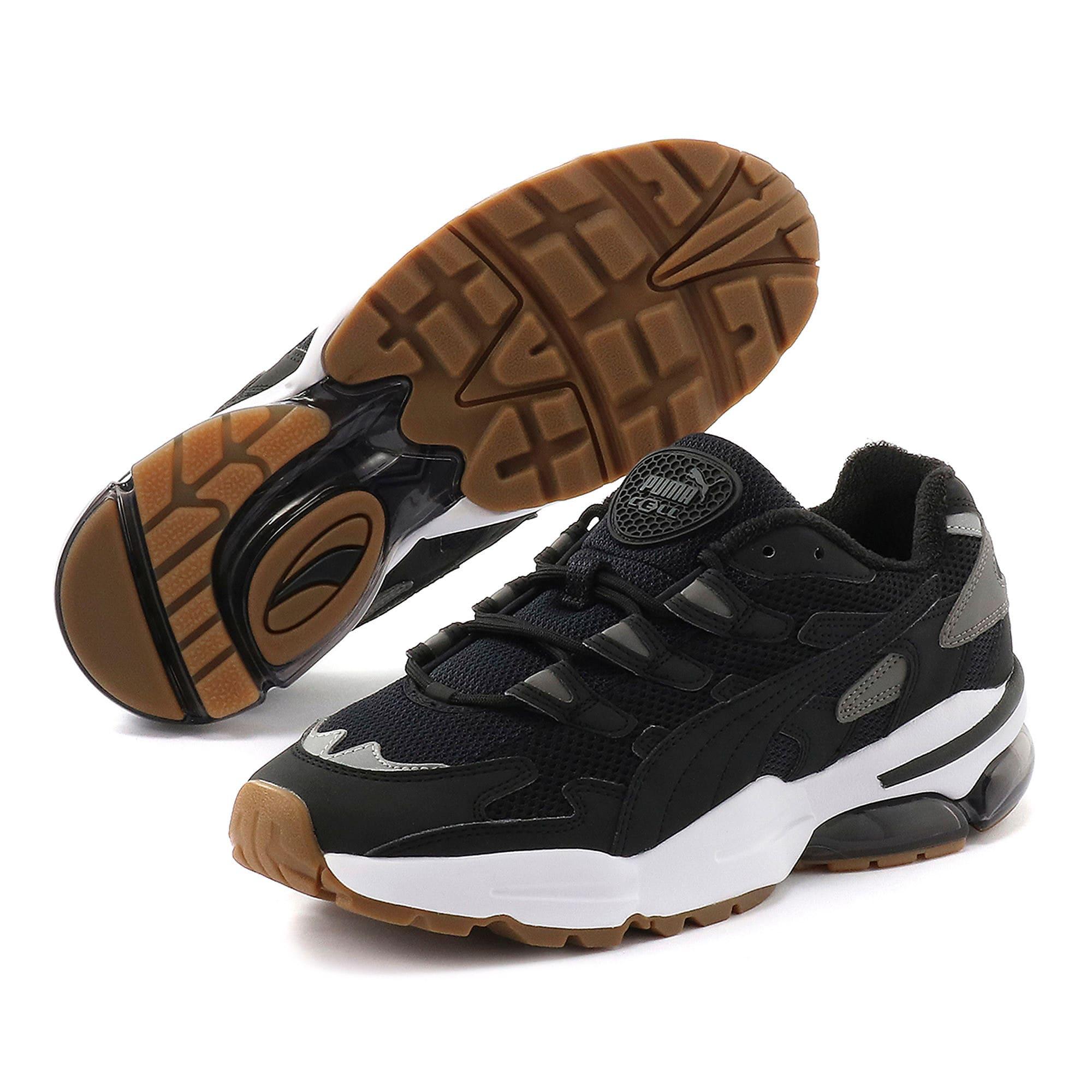 Thumbnail 2 of CELL Alien OG Sneakers, Puma Black-Gum, medium