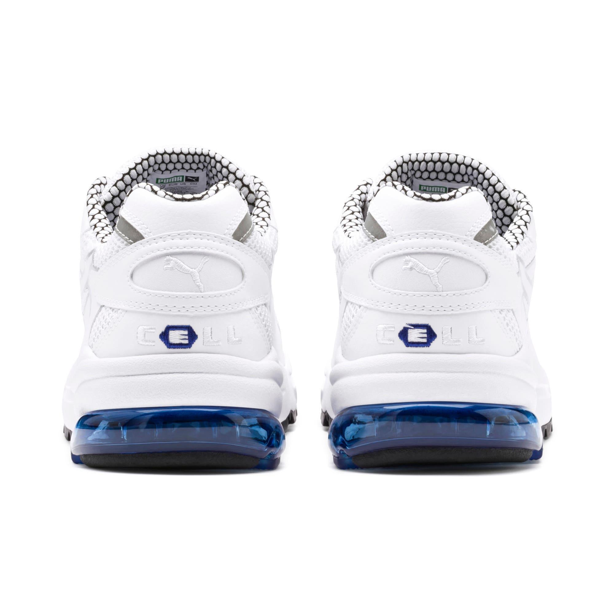 Thumbnail 4 of CELL Alien Kotto Sneakers, Puma White-Puma White, medium
