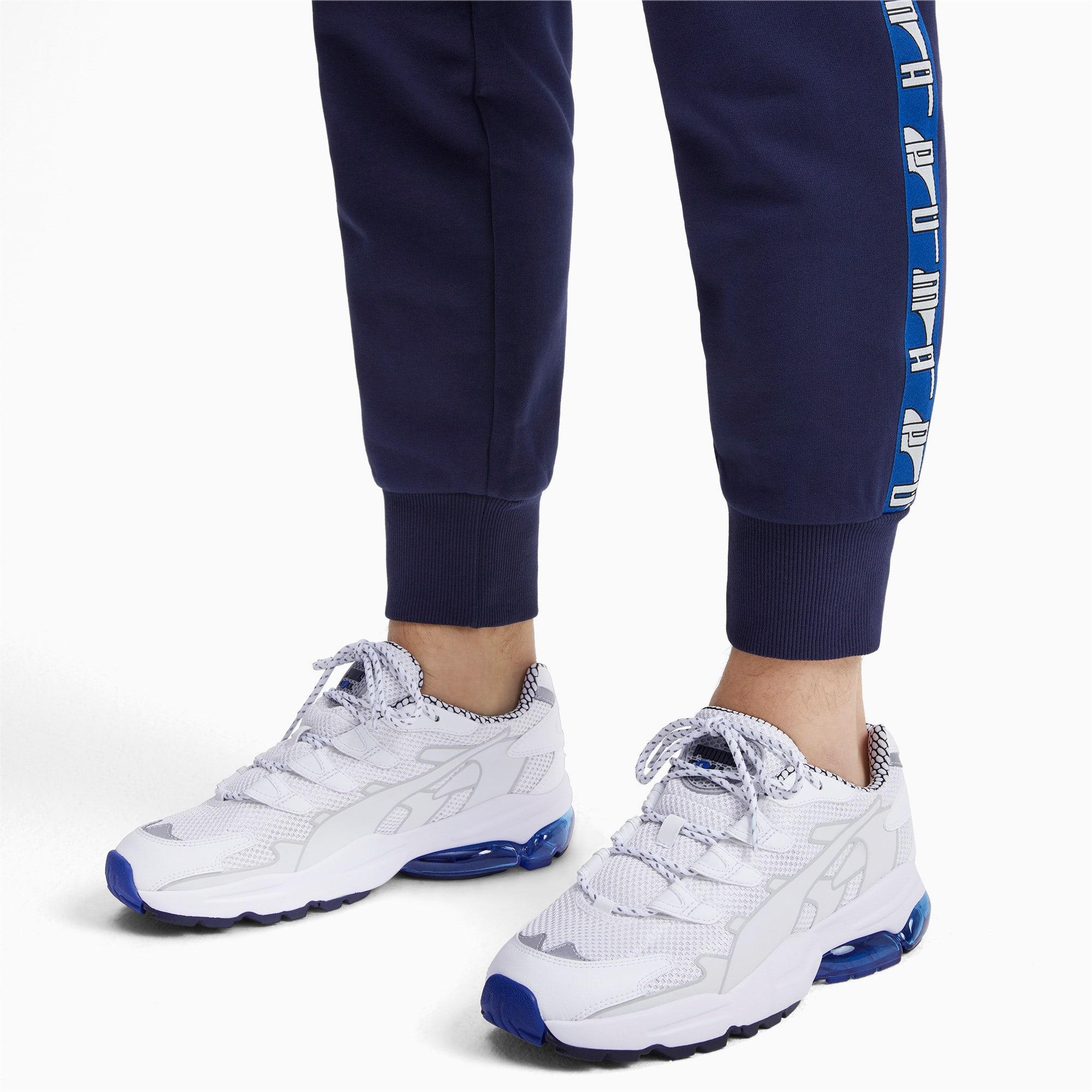 Thumbnail 2 of CELL Alien Kotto Sneakers, Puma White-Puma White, medium