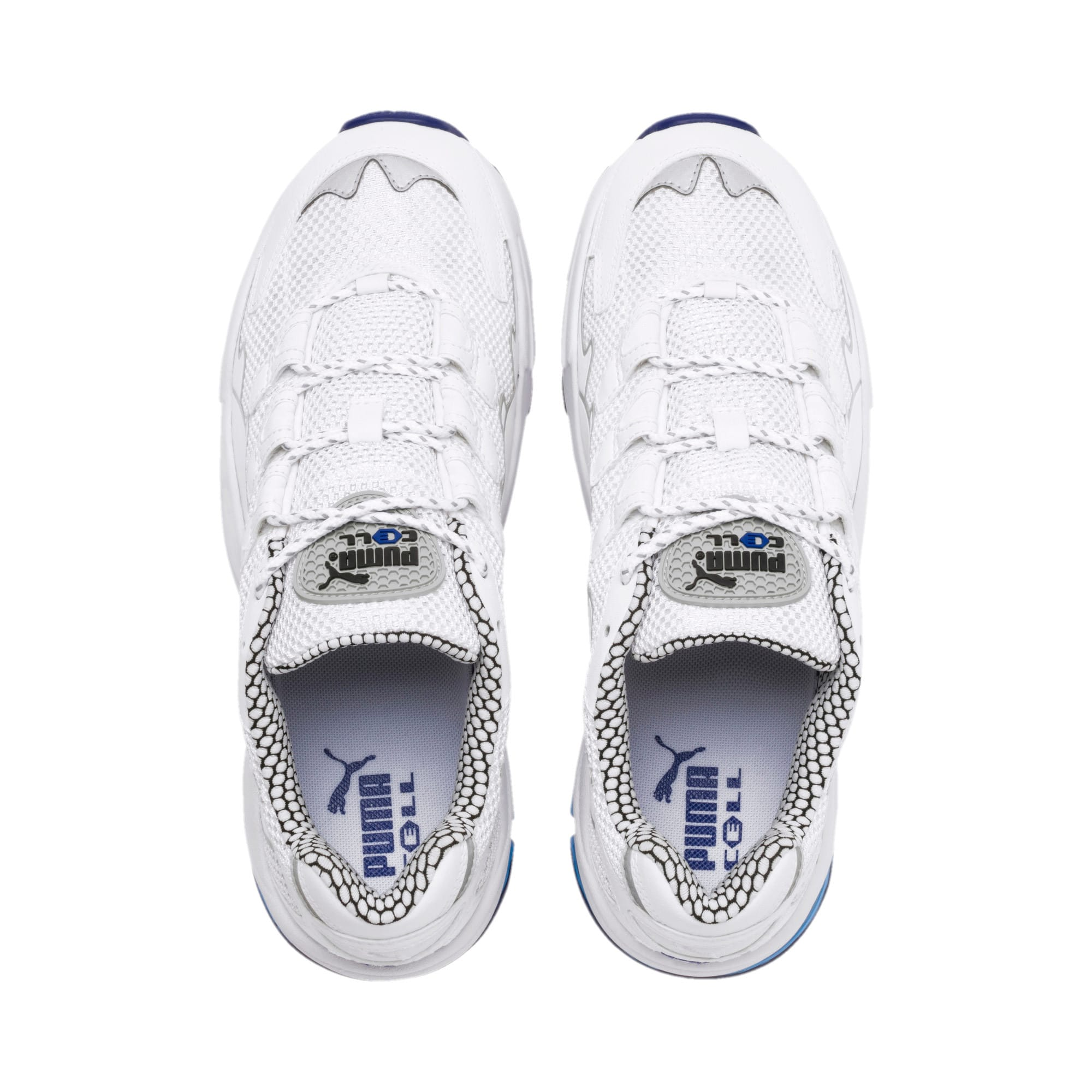 Thumbnail 7 of CELL Alien Kotto Trainers, Puma White-Puma White, medium