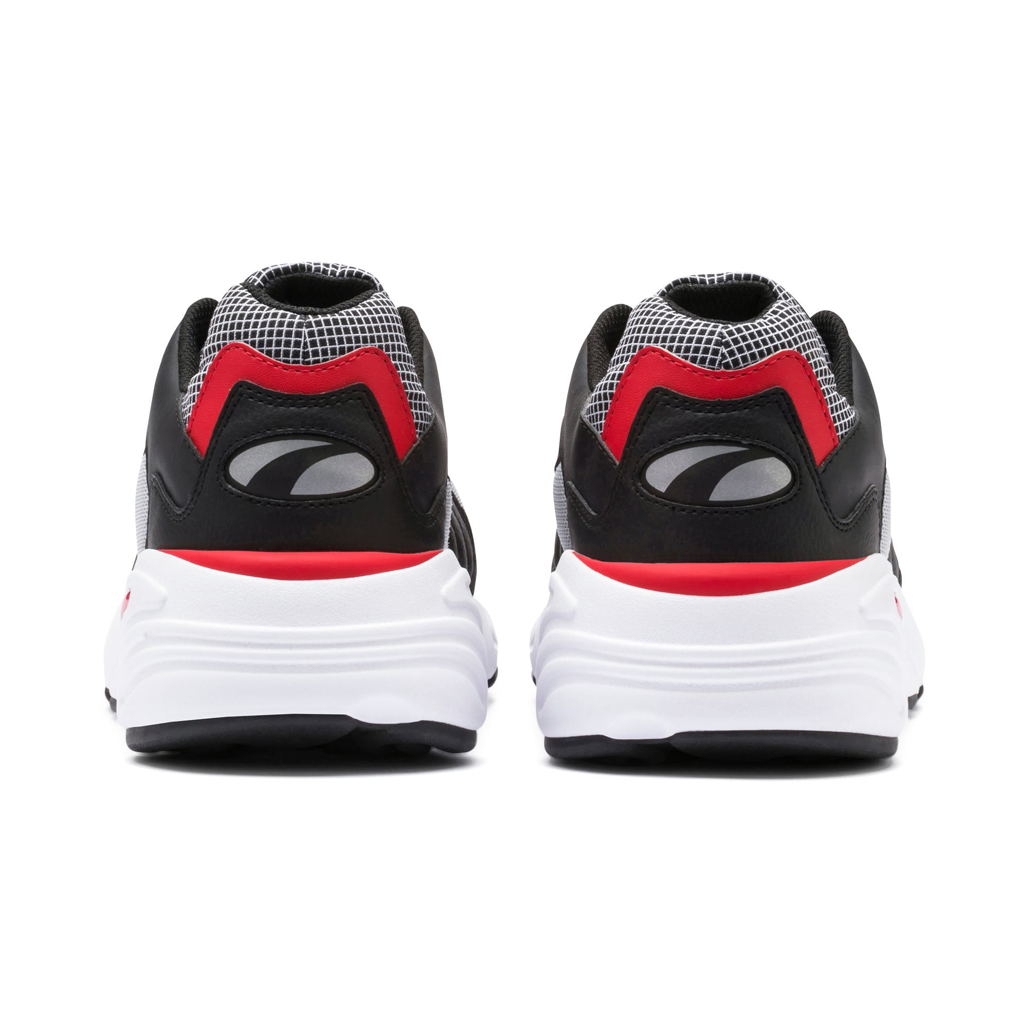 Thumbnail 4 of CELL Viper Street Racer Sneaker, High Rise-Puma Black, medium