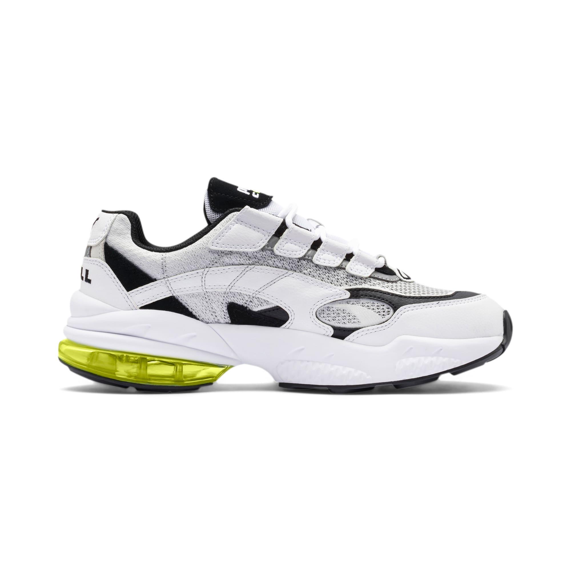 Thumbnail 6 of CELL Venom Alert Sneakers, Puma White-Puma Black, medium