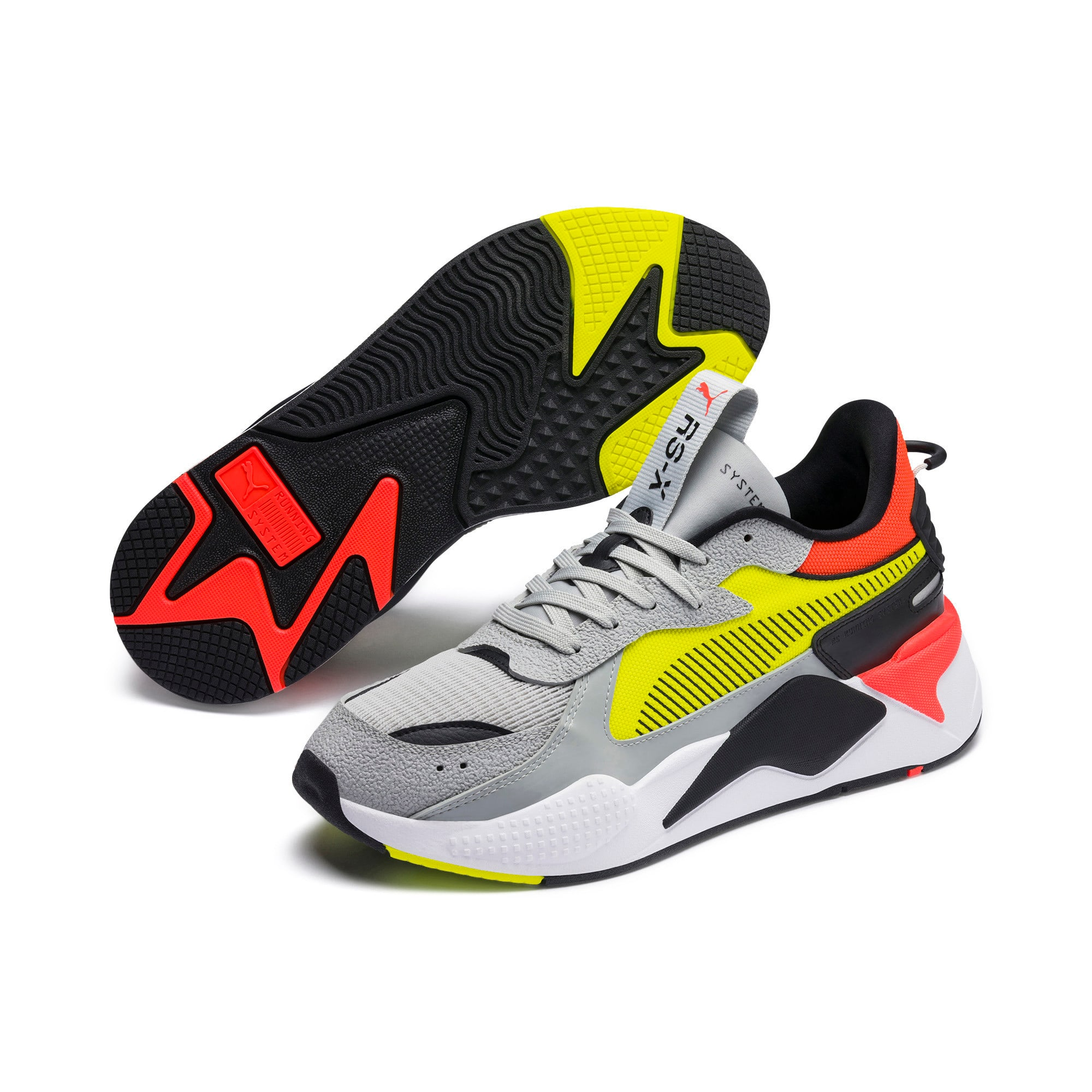 Thumbnail 3 of RS-X Hard Drive Trainers, High Rise-Yellow Alert, medium