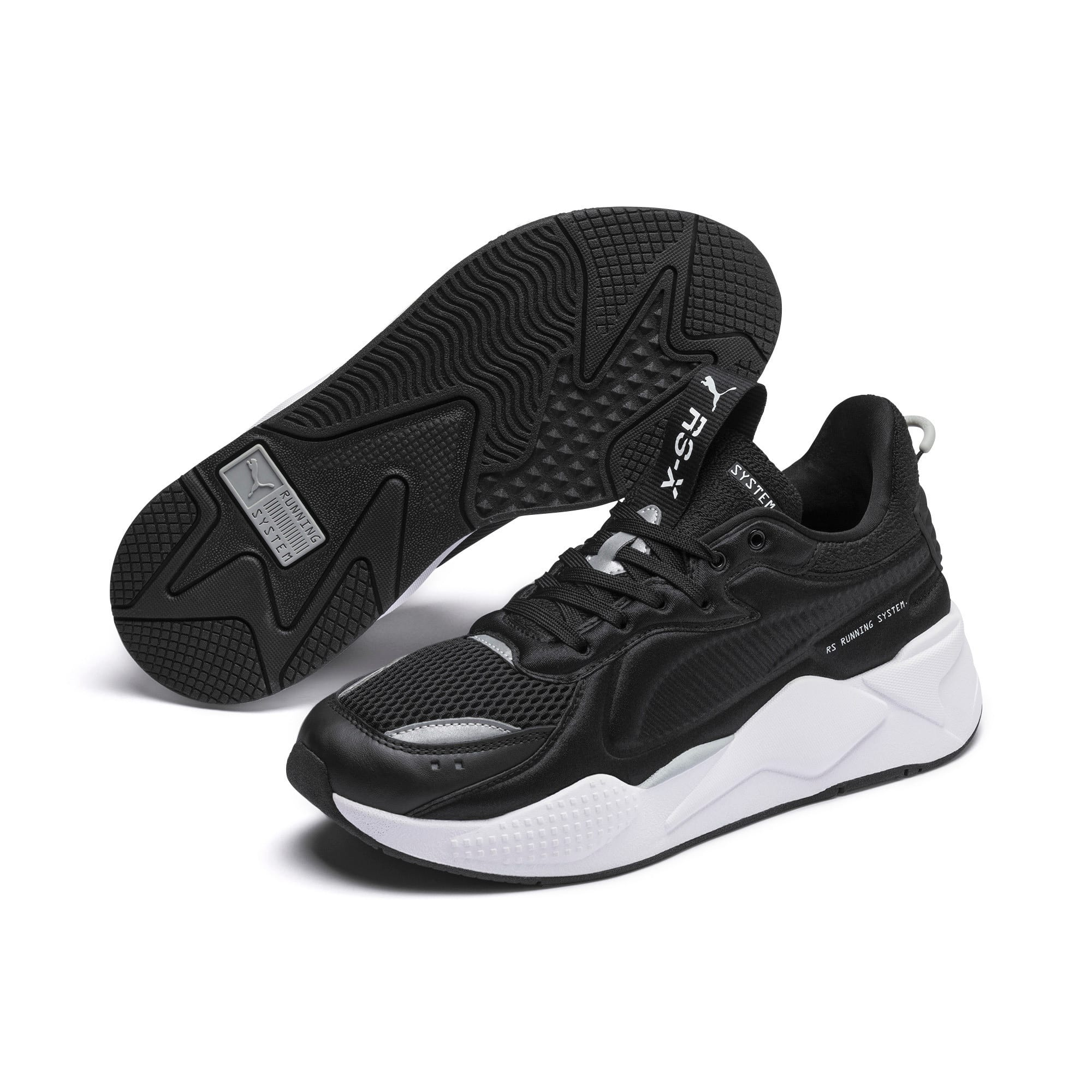 Thumbnail 3 of RS-X Softcase Trainers, Puma Black-Puma White, medium