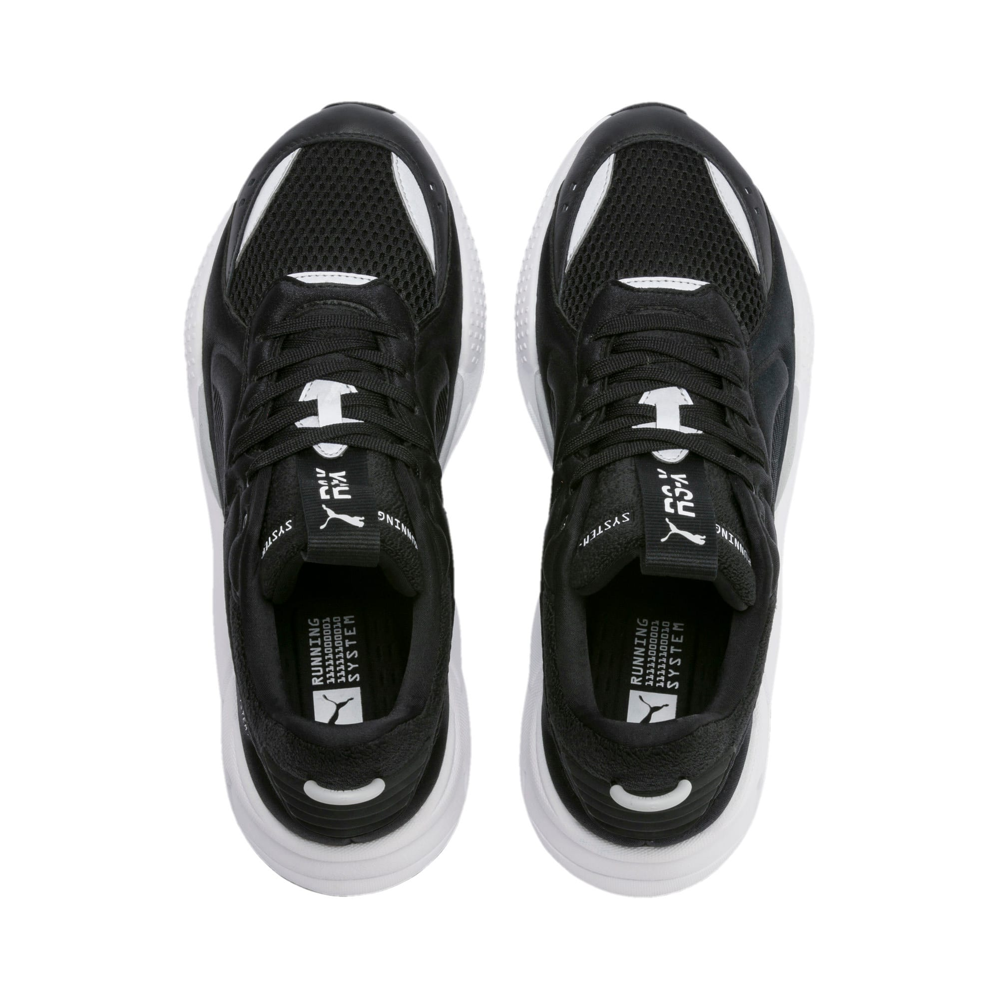 Thumbnail 7 of RS-X Softcase Trainers, Puma Black-Puma White, medium