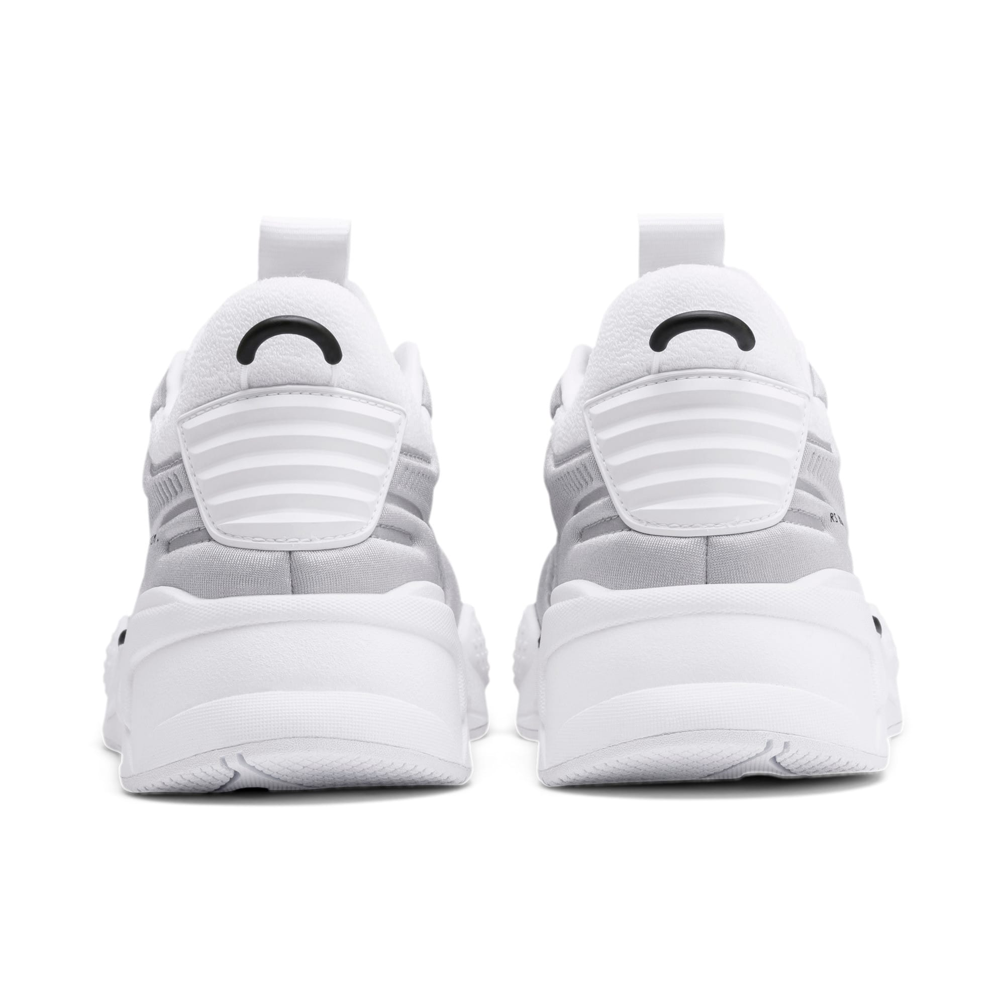 Thumbnail 4 of RS-X Softcase Trainers, Puma White-High Rise, medium