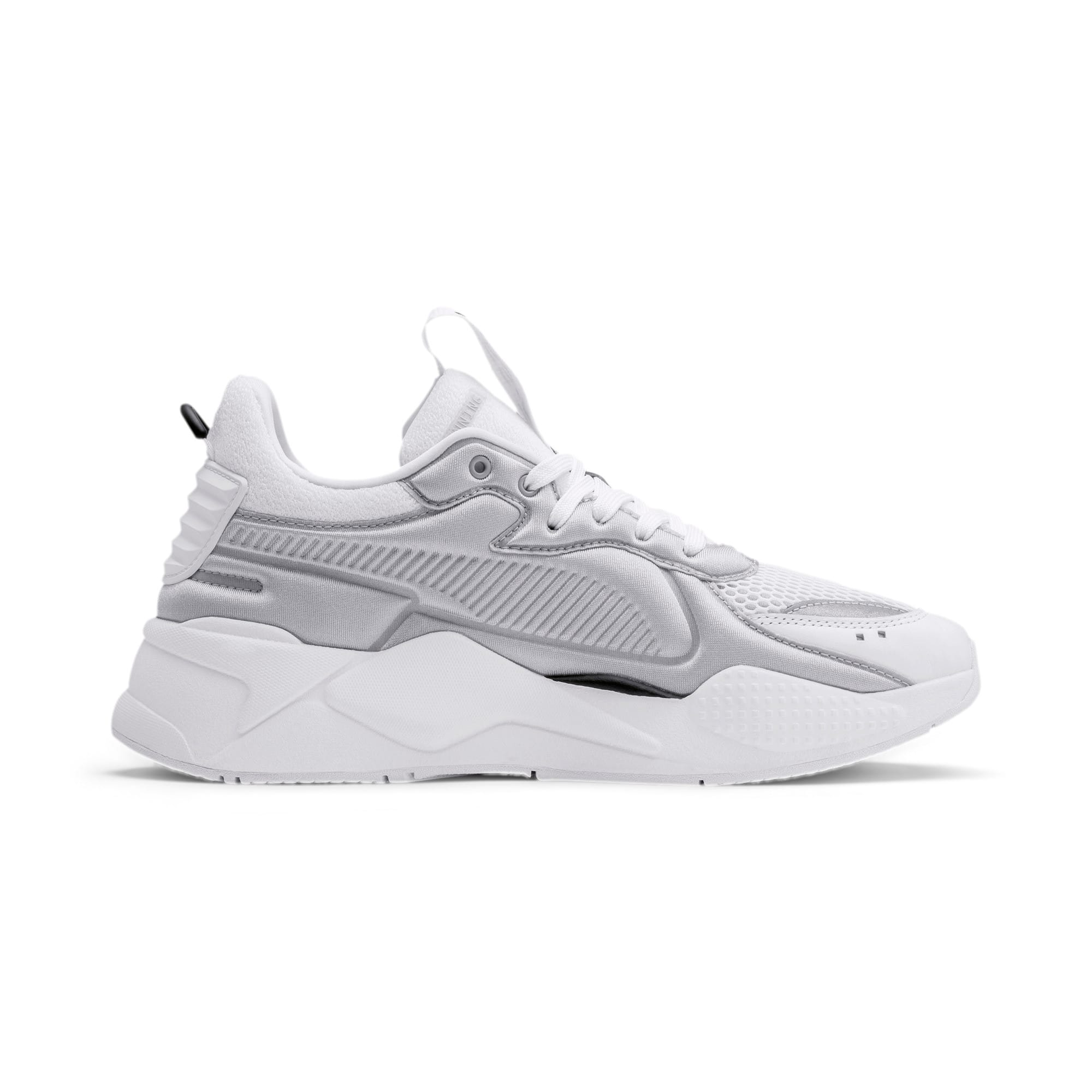 Thumbnail 6 of RS-X Softcase Trainers, Puma White-High Rise, medium