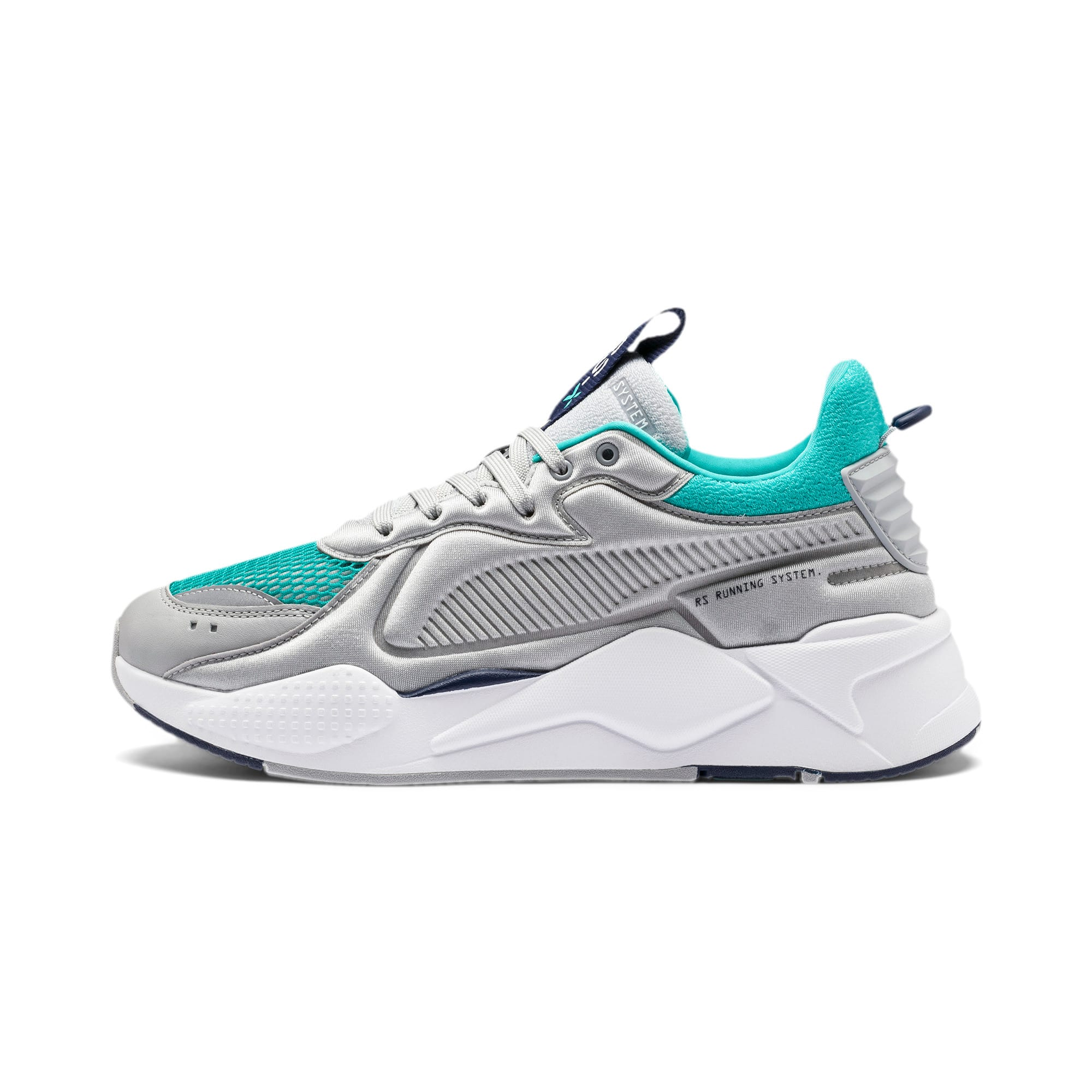 Thumbnail 1 of RS-X Softcase Sneakers, High Rise-Blue Turquoise, medium
