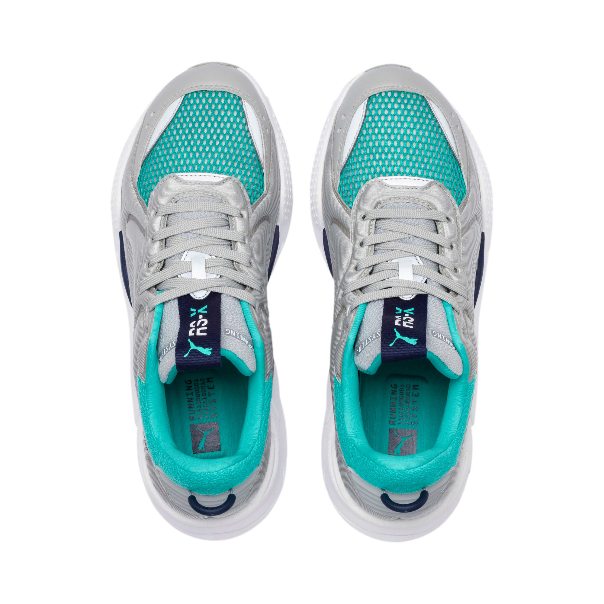 Thumbnail 8 of RS-X Softcase Sneakers, High Rise-Blue Turquoise, medium