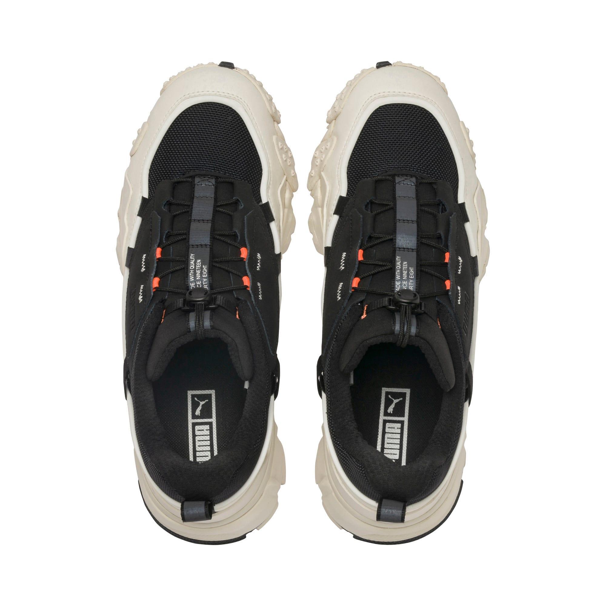 Thumbnail 7 of Trailfox Overland Sneakers, Puma Black-Whisper White, medium