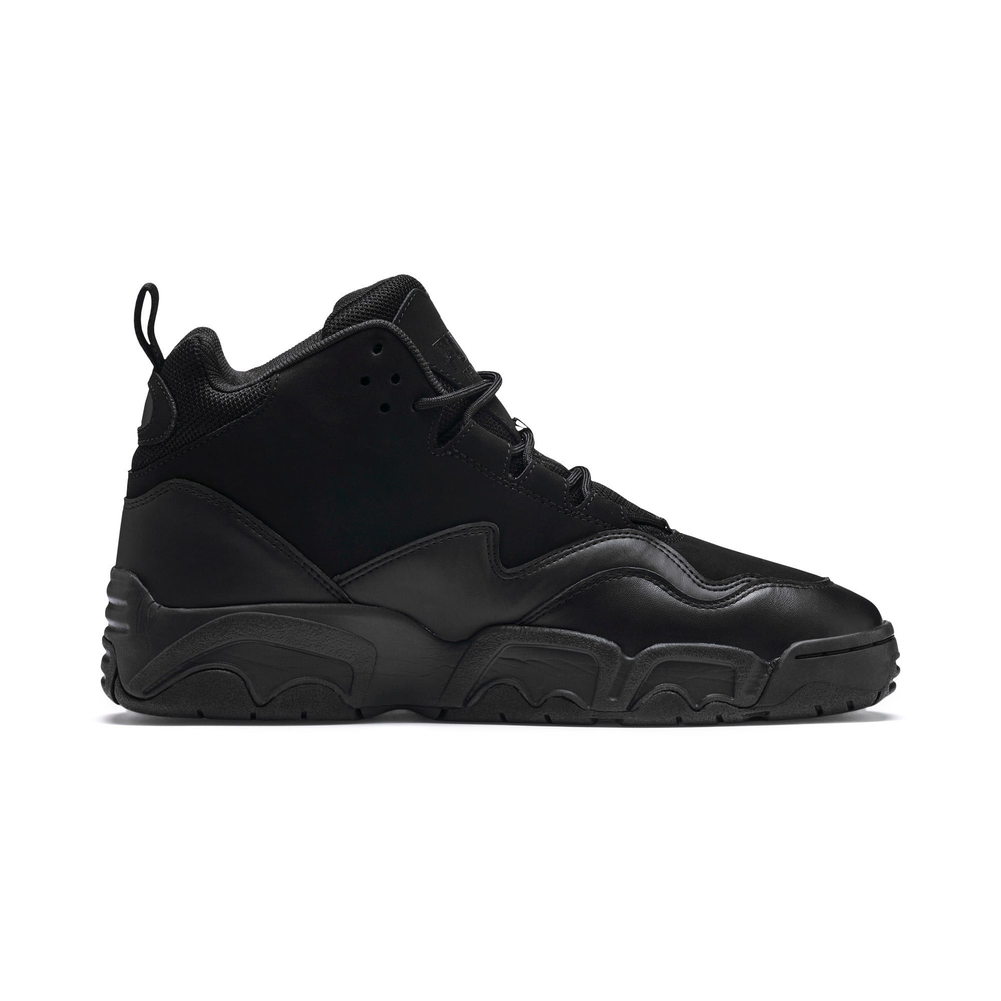 Thumbnail 5 of Source Mid Sneakers, Puma Black, medium