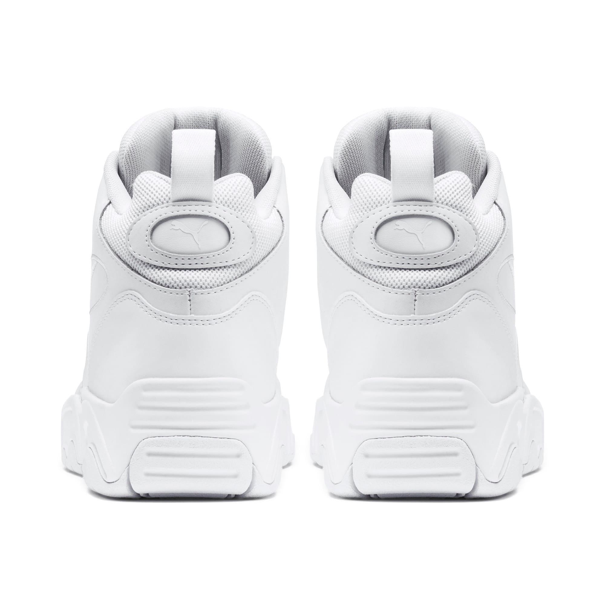Thumbnail 4 of Source Mid Sneakers, Puma Black-Puma White, medium