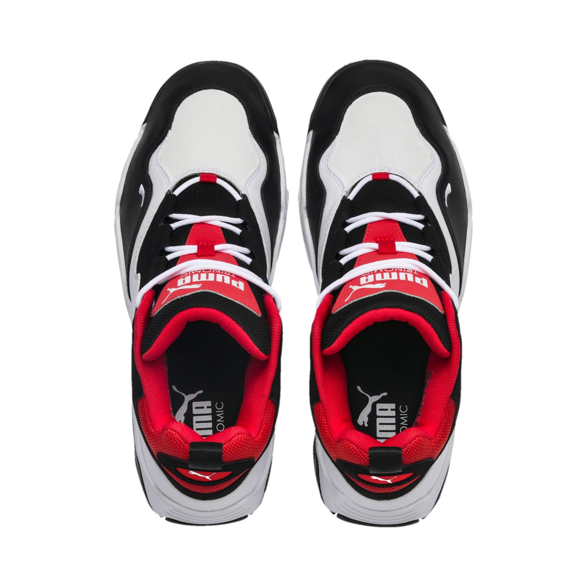 Miniatura 6 de Zapatos deportivos Source de caña media, Black- White-High Risk Red, mediano