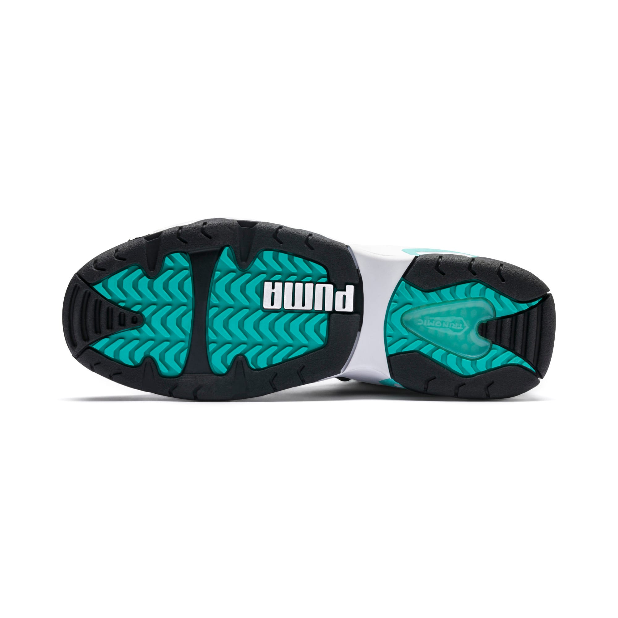 Source Mid Sneakers, Puma White-Puma Black-Blue, large