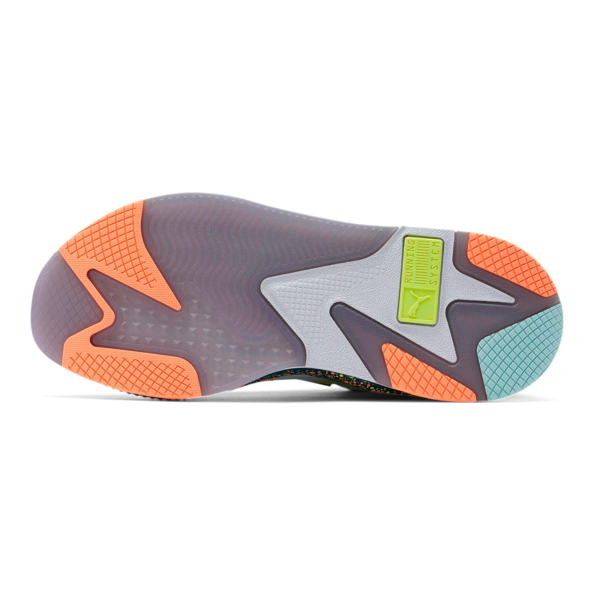 Thumbnail 4 of RS-X Fourth Dimension Men's Sneakers, Fair Aqua-Ponderosa Pine, medium