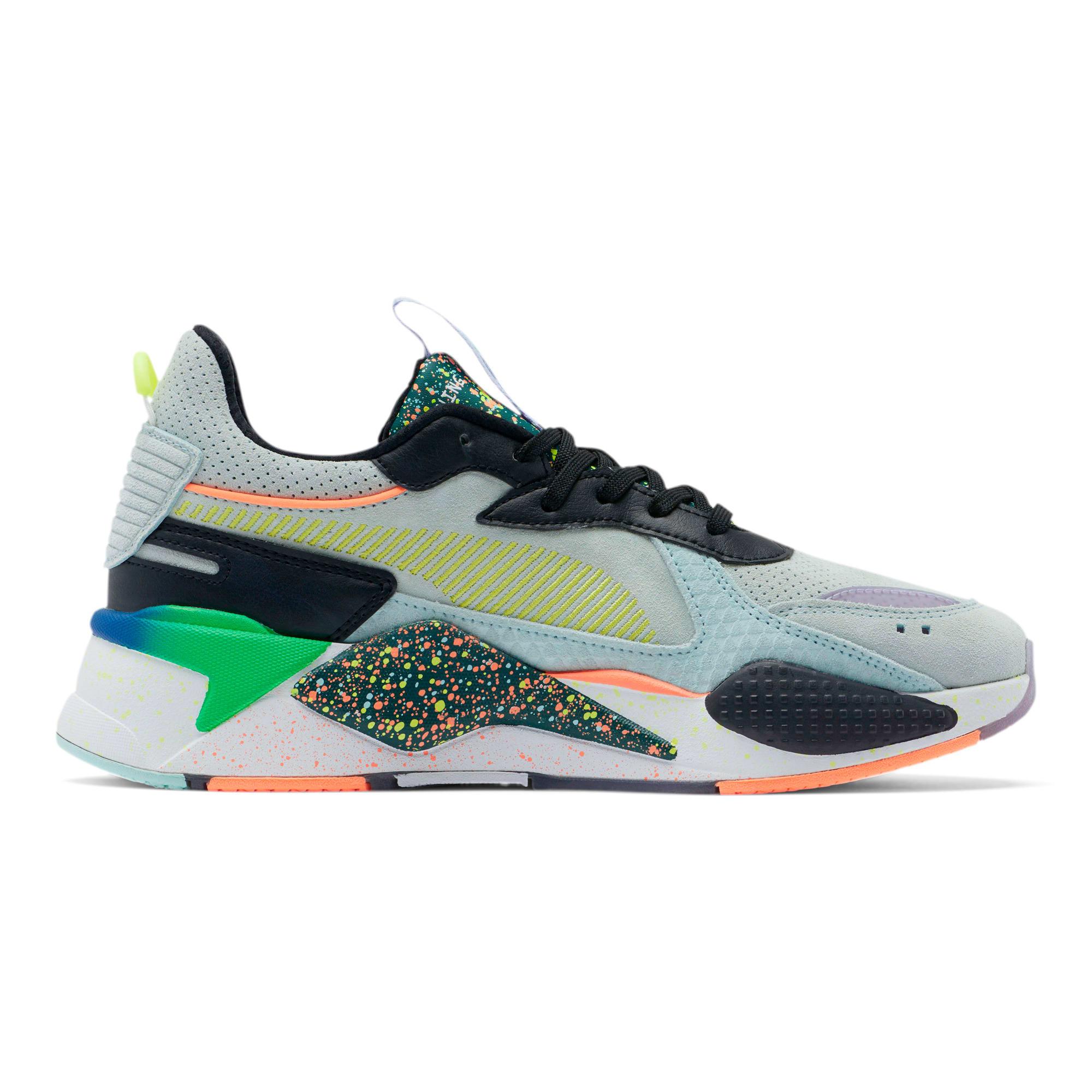 Thumbnail 5 of RS-X Fourth Dimension Men's Sneakers, Fair Aqua-Ponderosa Pine, medium