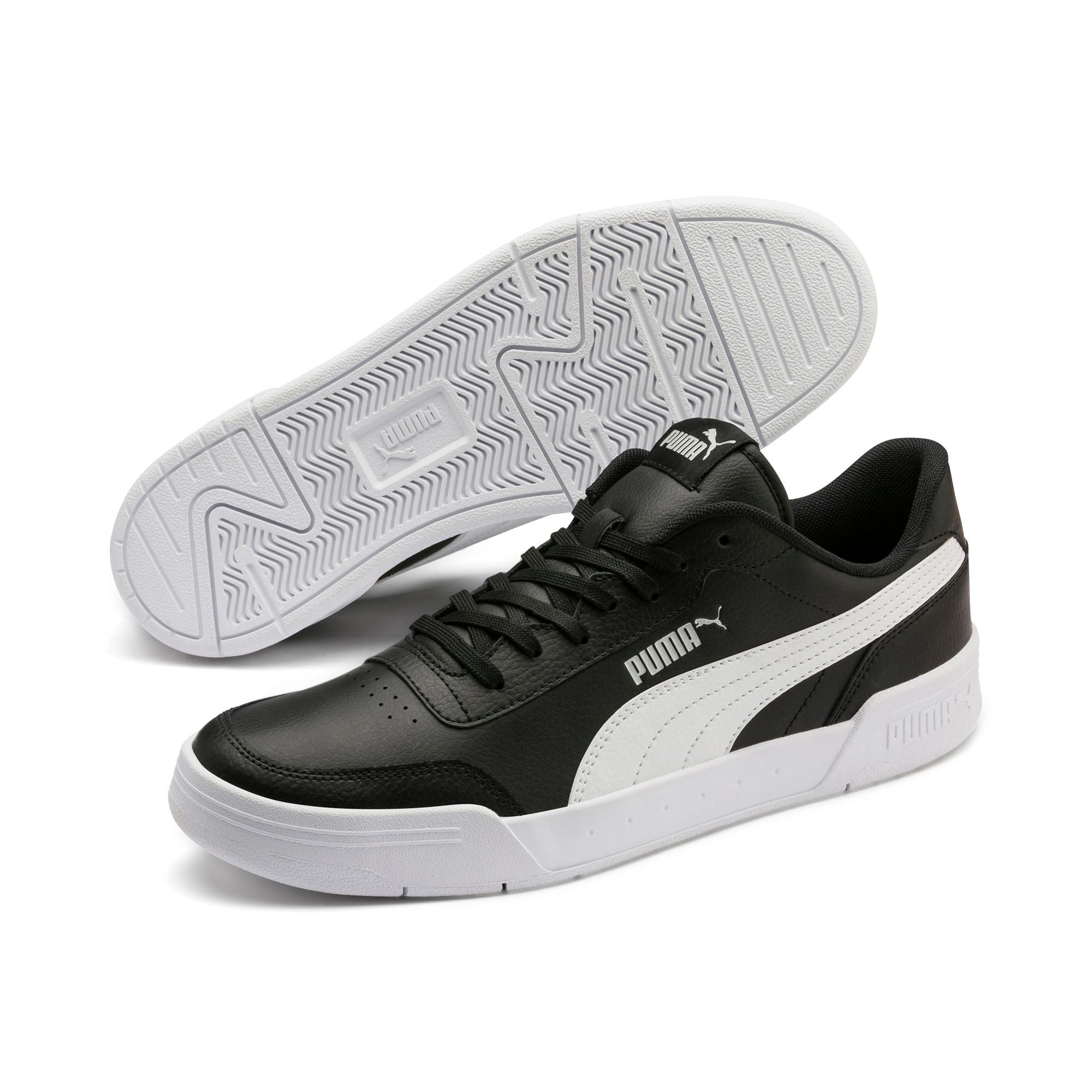 Thumbnail 3 of Caracal Sneakers, Puma Black-Puma White, medium