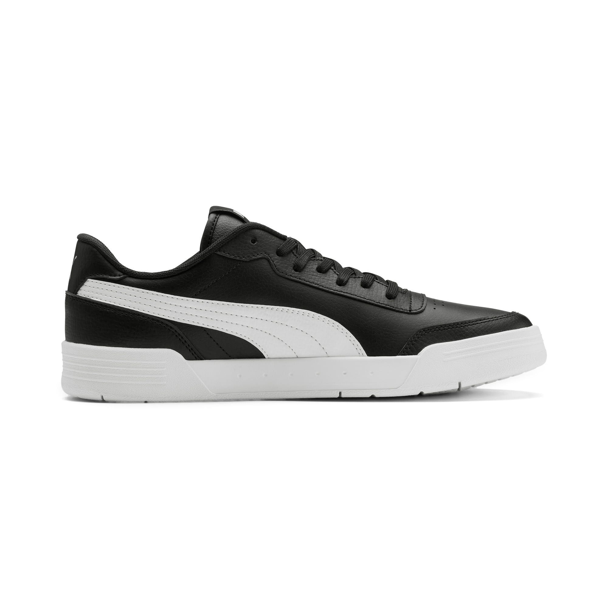 Thumbnail 6 of Caracal Sneakers, Puma Black-Puma White, medium