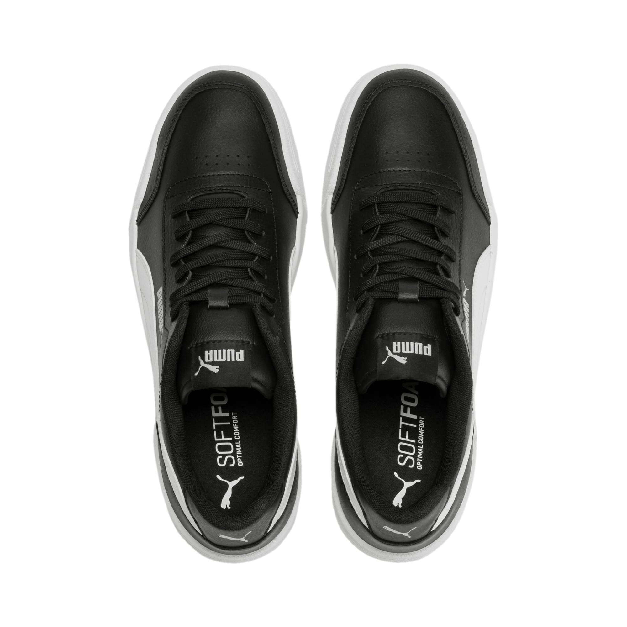 Thumbnail 7 of Caracal Sneakers, Puma Black-Puma White, medium