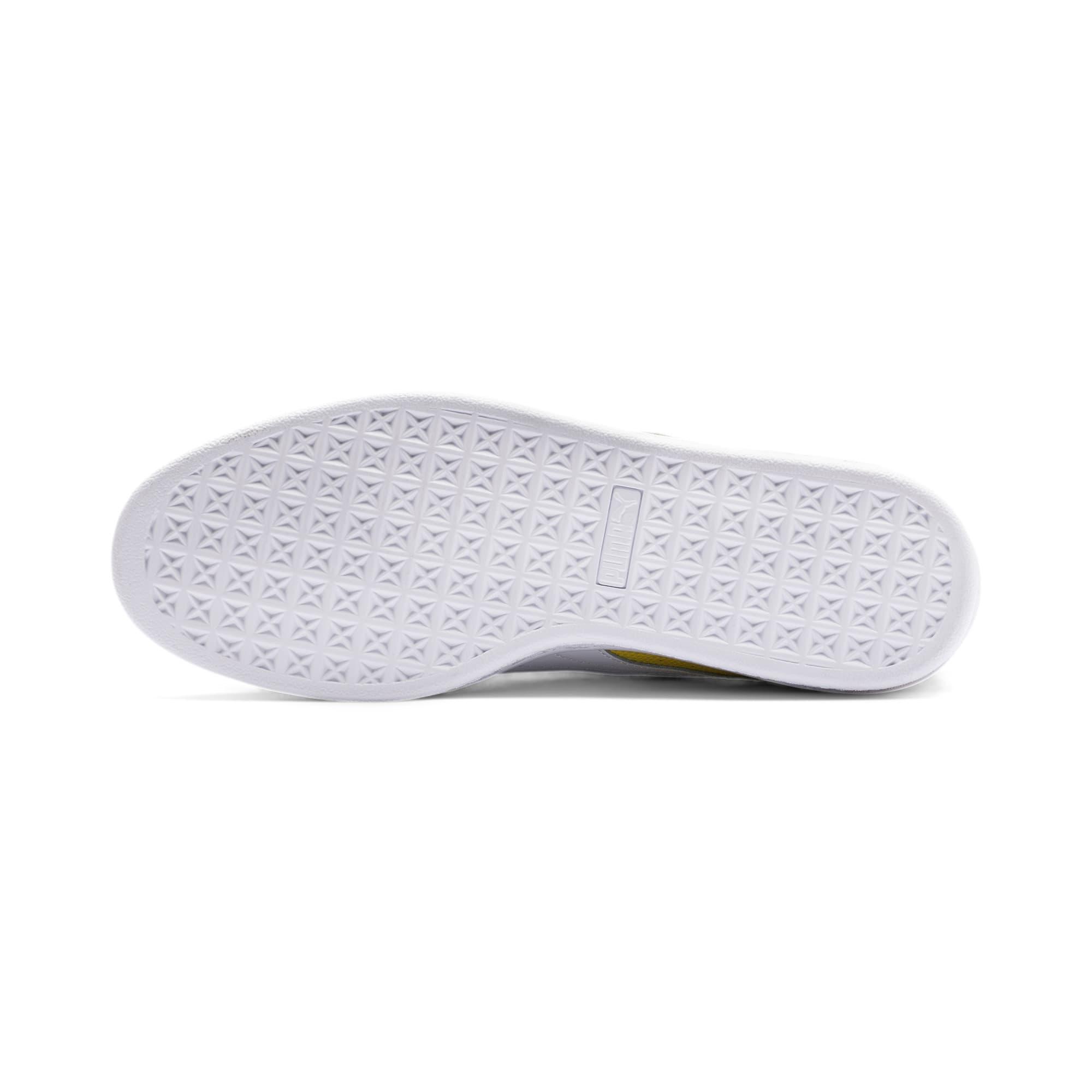 Miniatura 4 de Zapatos deportivos Suede Classic Block, Peacoat-Sulphur-Puma White, mediano