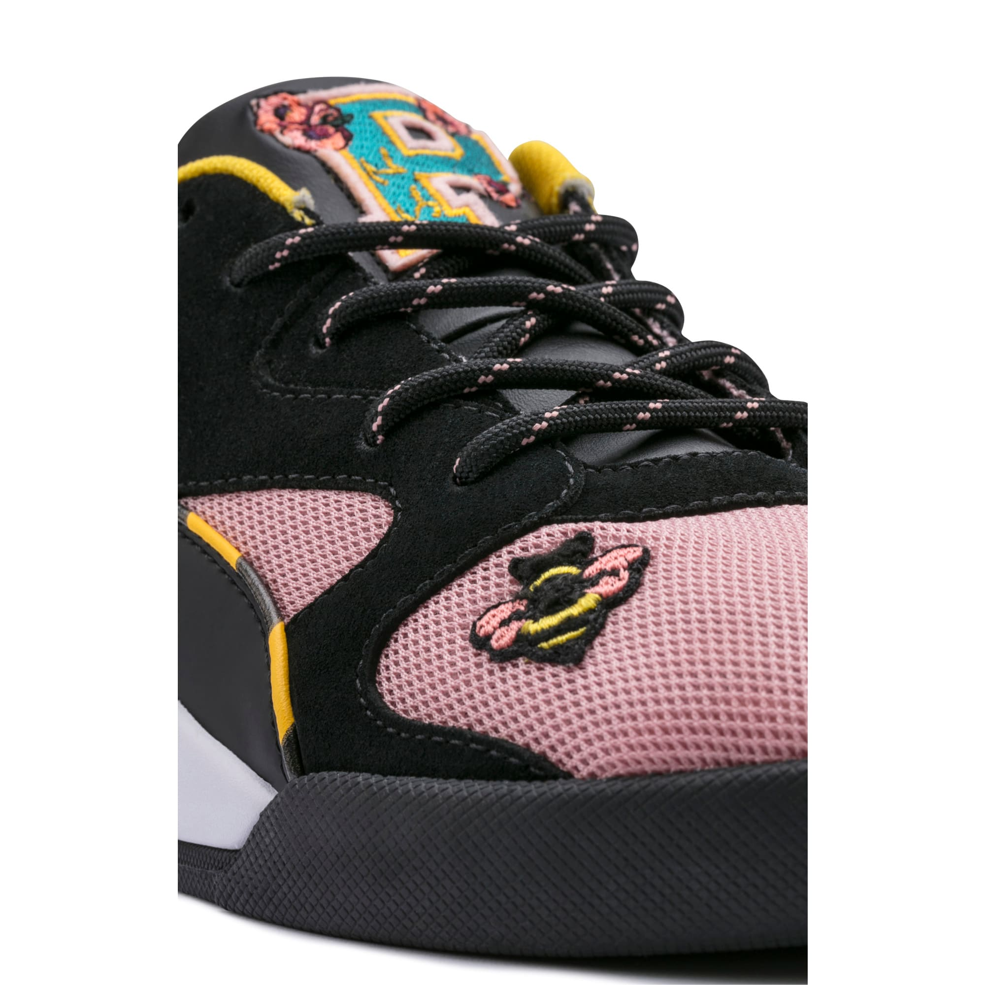 Thumbnail 7 of PUMA x SUE TSAI Aeon Women's Sneakers, Bridal Rose-Puma Black, medium