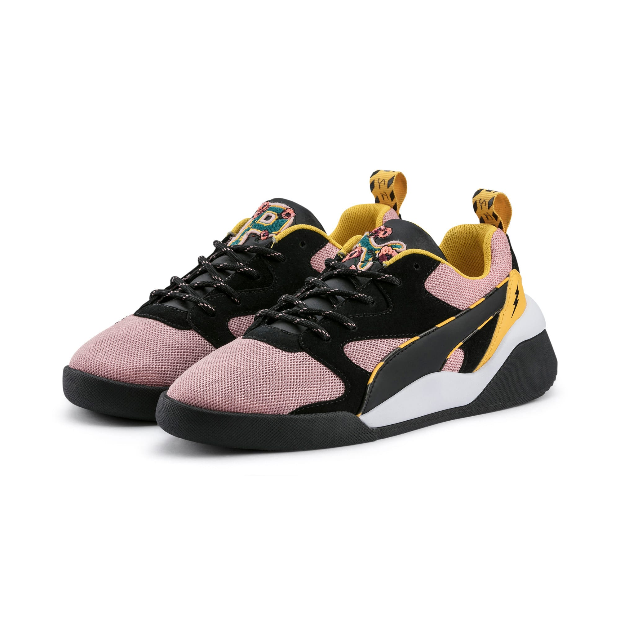 Thumbnail 2 of PUMA x SUE TSAI Aeon Women's Sneakers, Bridal Rose-Puma Black, medium