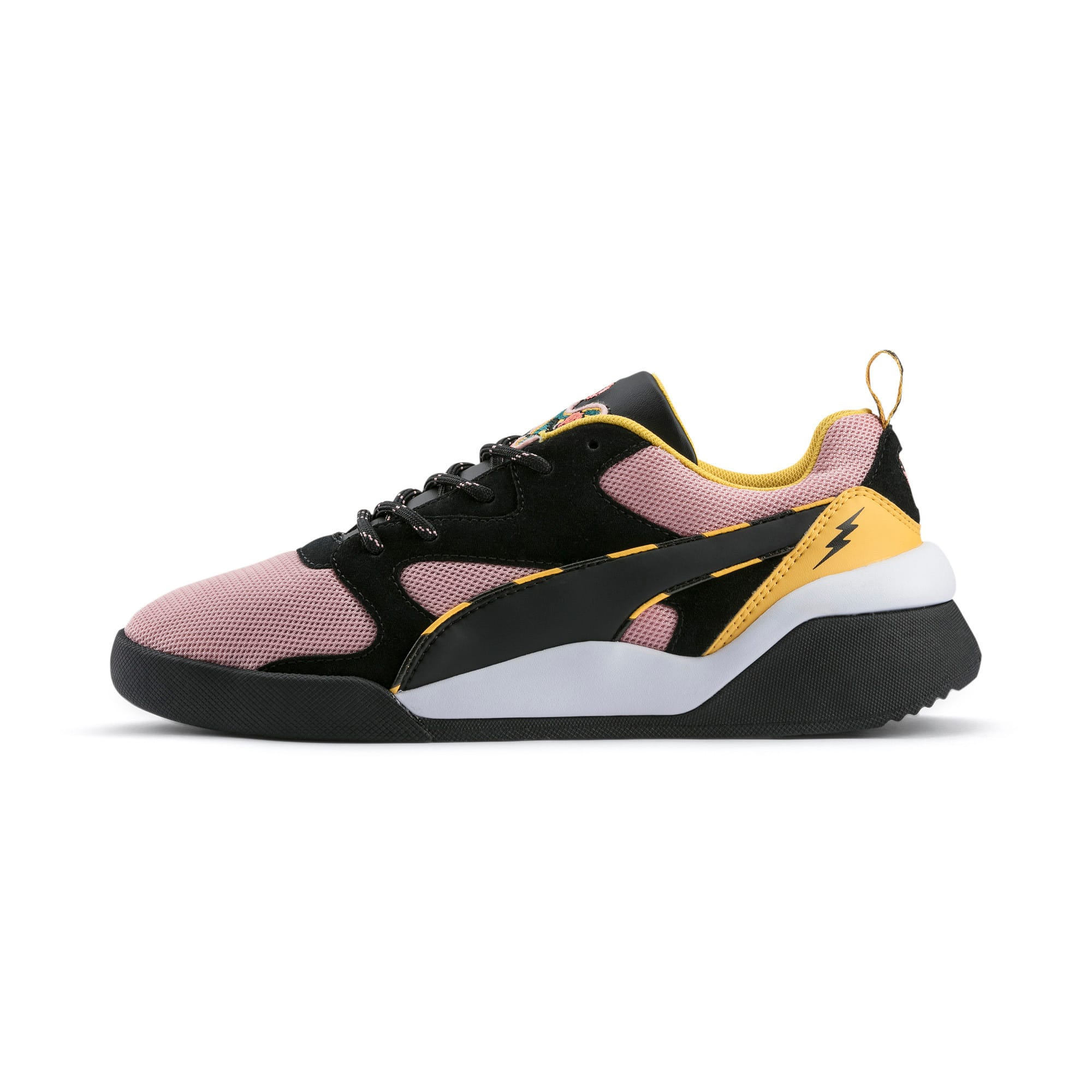 Thumbnail 1 of PUMA x SUE TSAI Aeon Women's Sneakers, Bridal Rose-Puma Black, medium