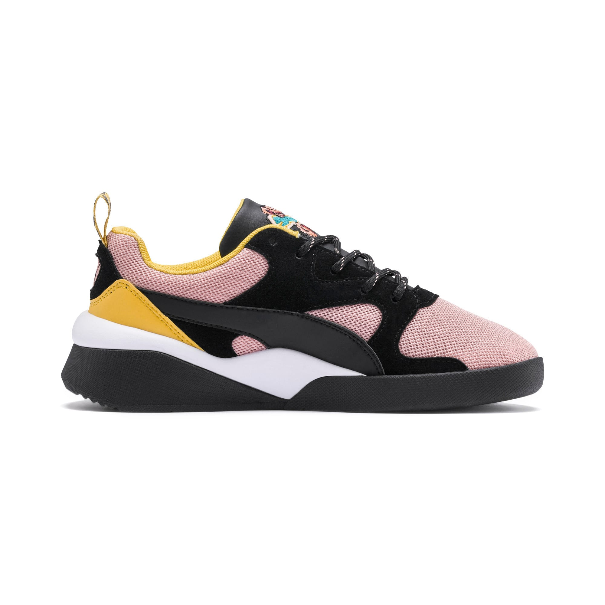 Thumbnail 5 of PUMA x SUE TSAI Aeon Women's Sneakers, Bridal Rose-Puma Black, medium