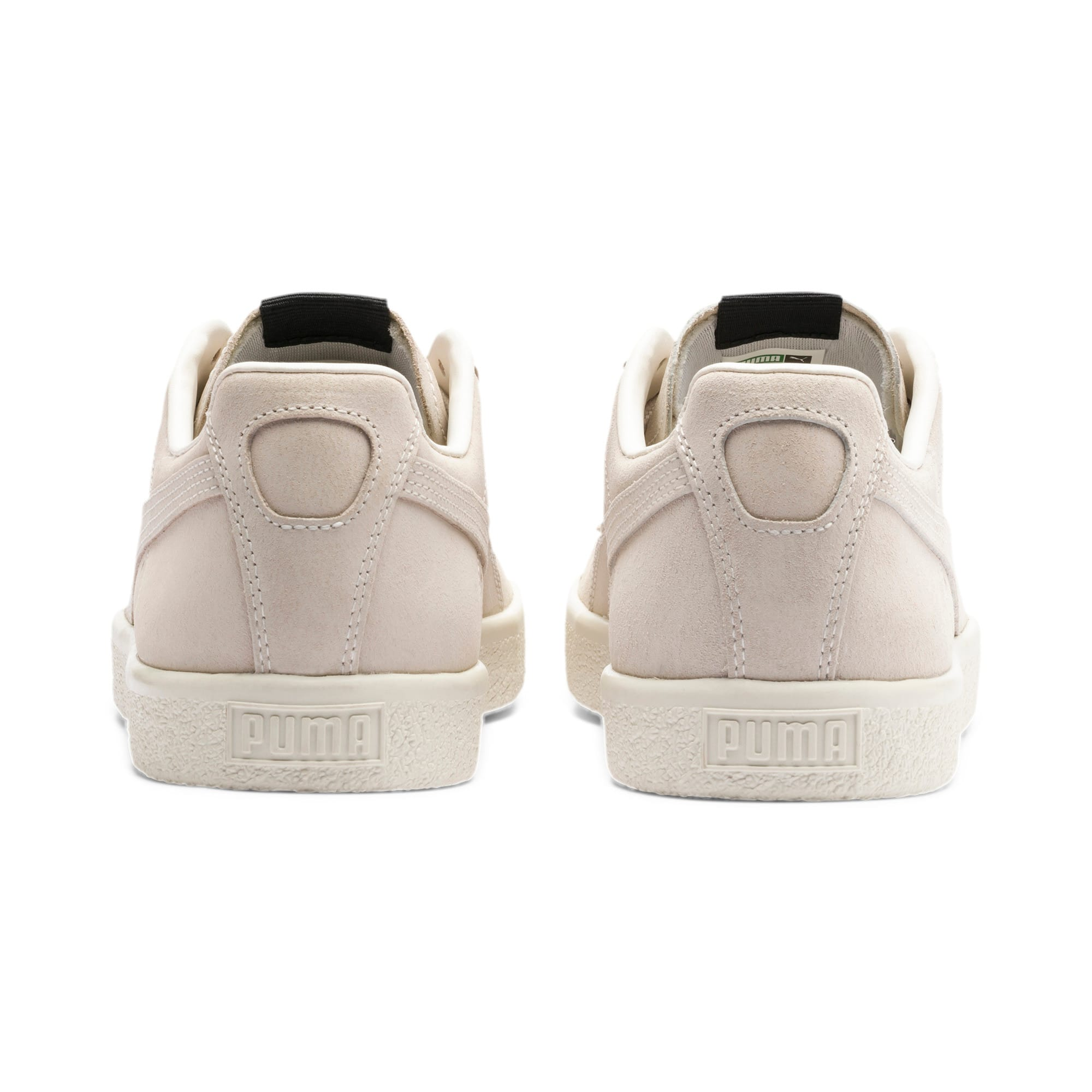 Thumbnail 5 of Clyde Fedora Sneakers, Whisper Wht-P Blk-WhisperWht, medium