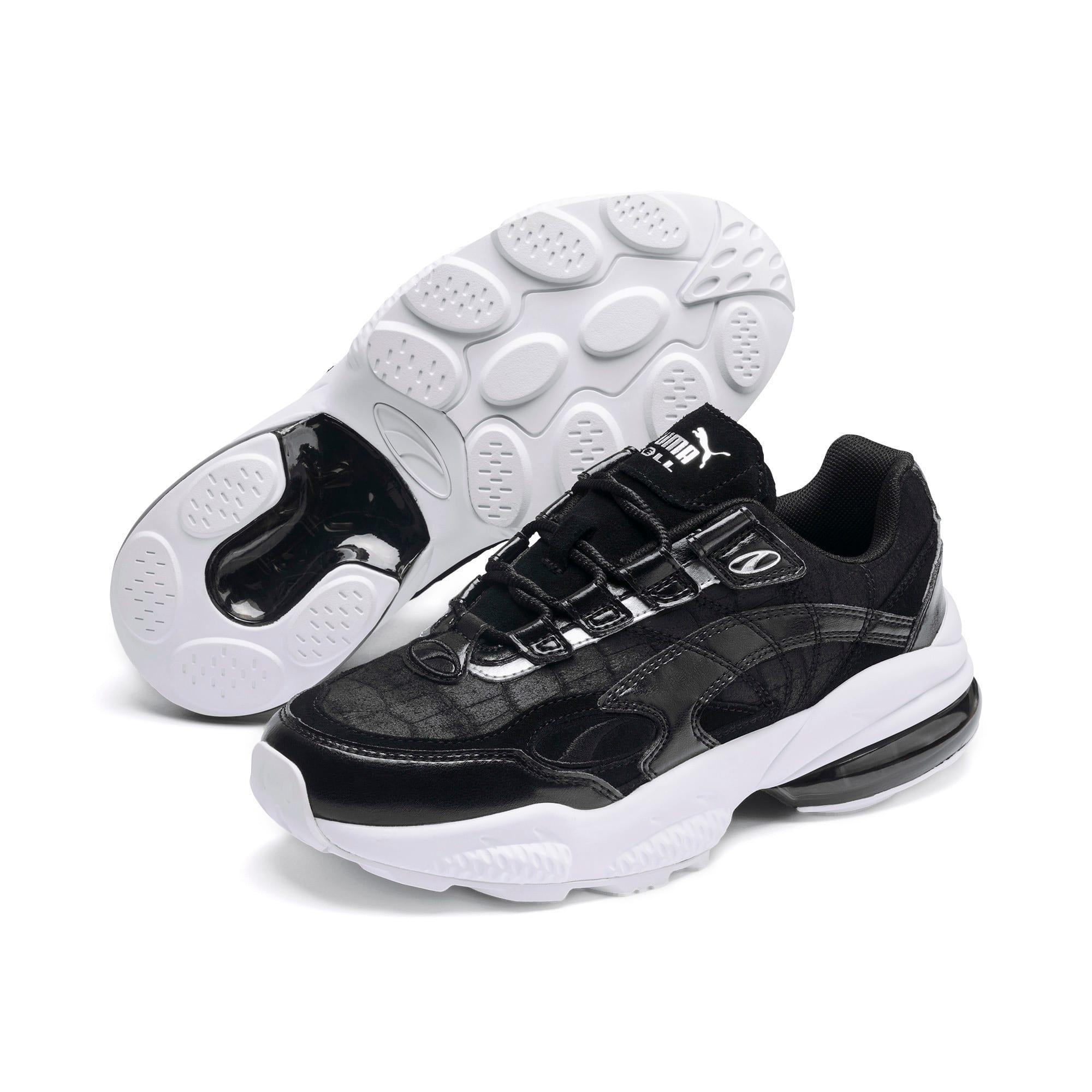 Thumbnail 3 of CELL Venom Hypertech Women's Sneakers, Puma Black, medium