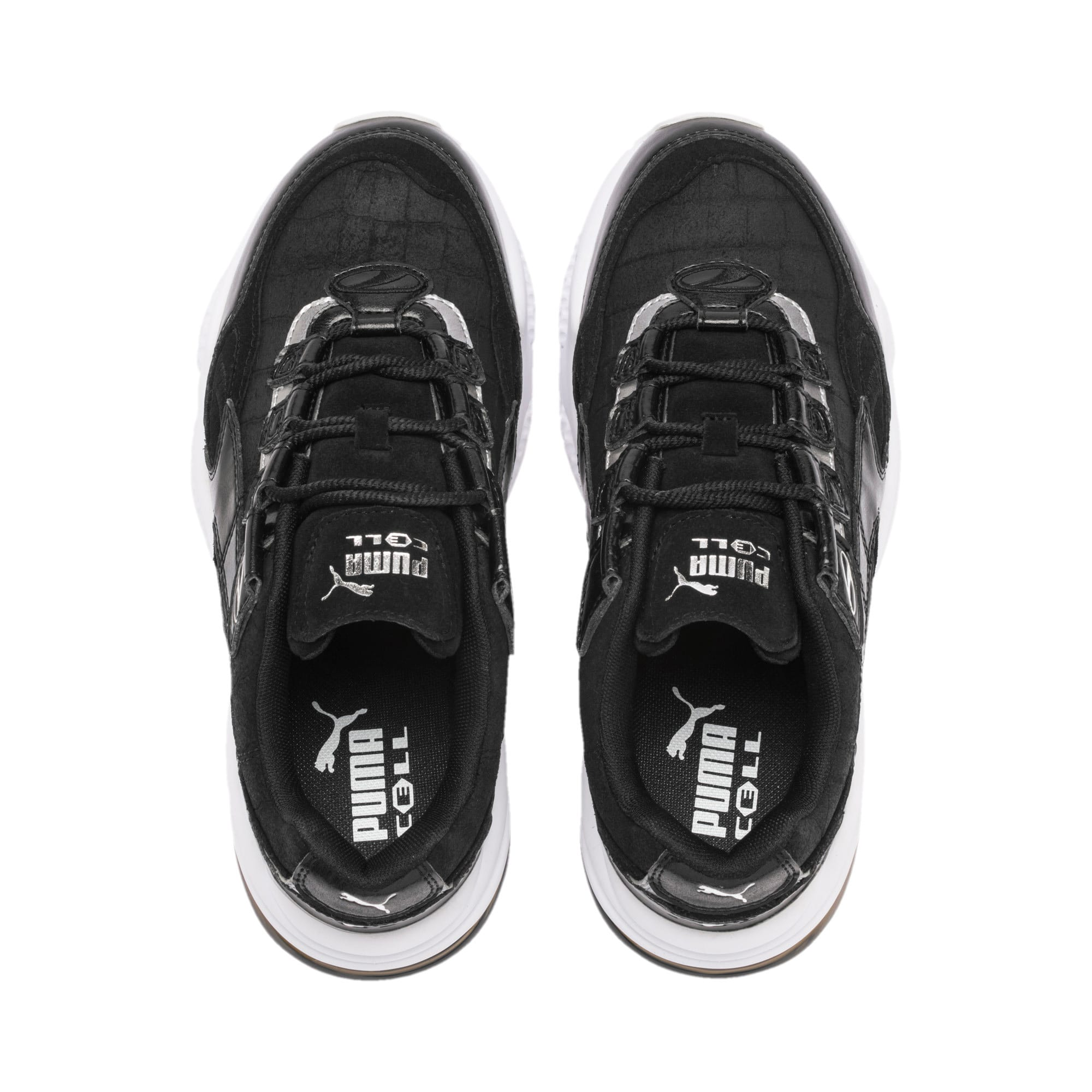 Thumbnail 7 of CELL Venom Hypertech Women's Sneakers, Puma Black, medium