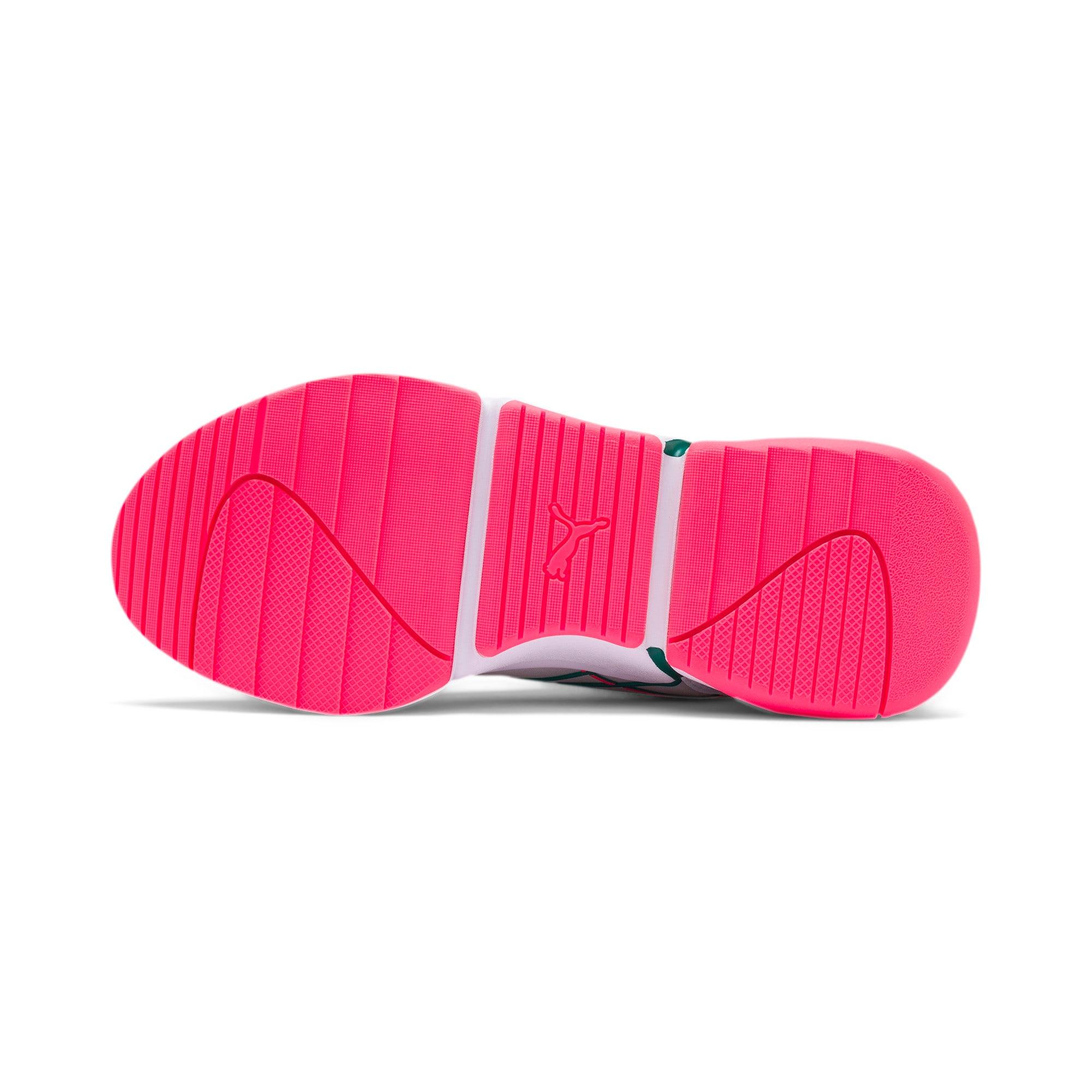 Imagen en miniatura 5 de Zapatillas de mujer Nova Hypertech IMEVA, Puma White, mediana