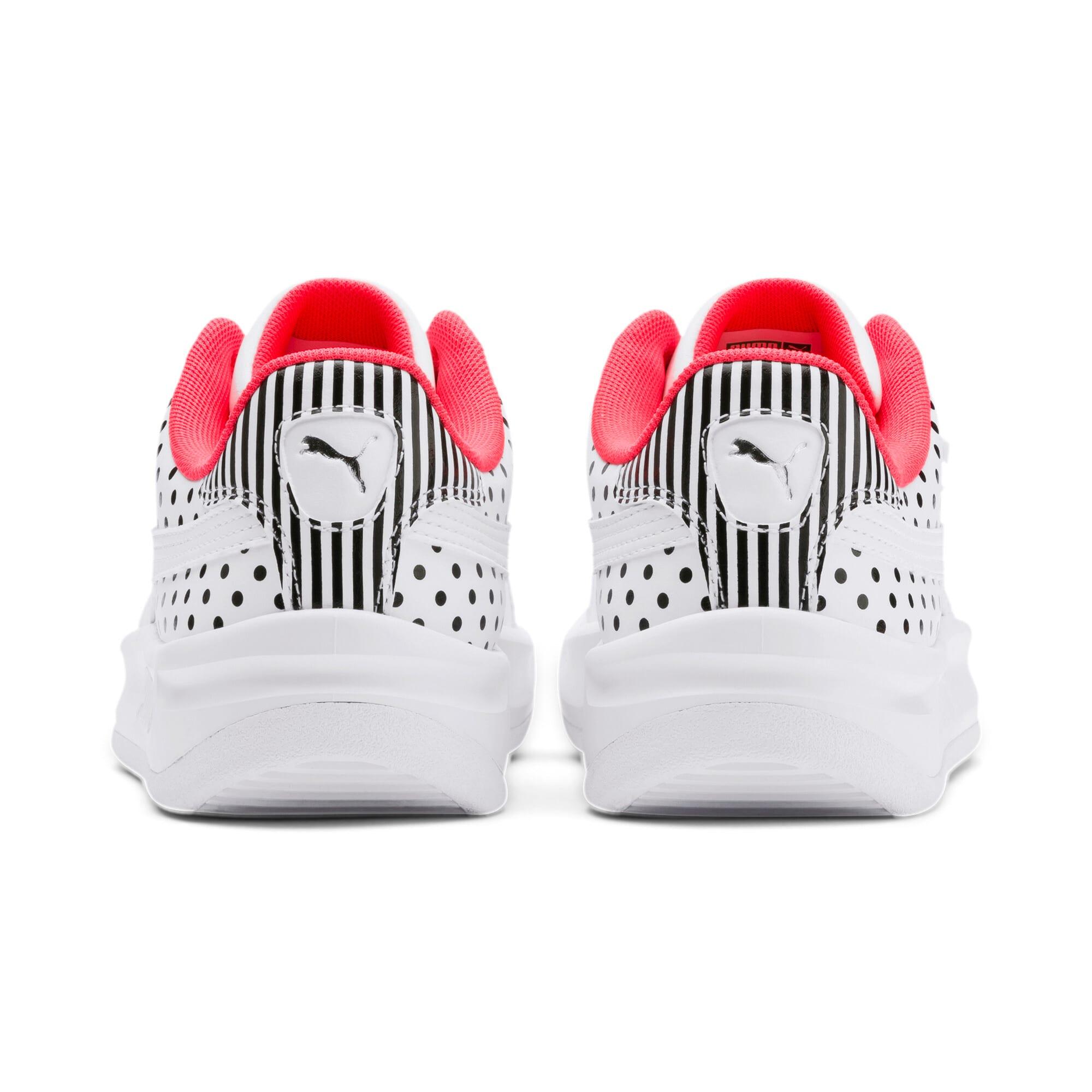 Miniatura 4 de Zapatos deportivosCalifornia Remix para mujer, Puma White-Puma Black, mediano