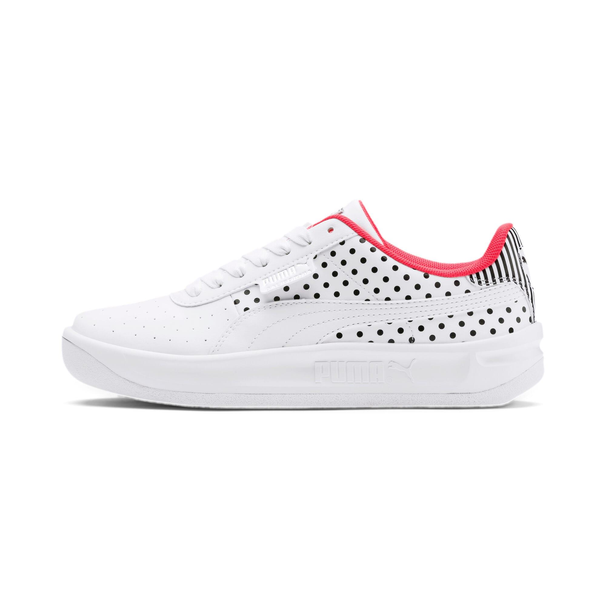 Miniatura 1 de Zapatos deportivosCalifornia Remix para mujer, Puma White-Puma Black, mediano