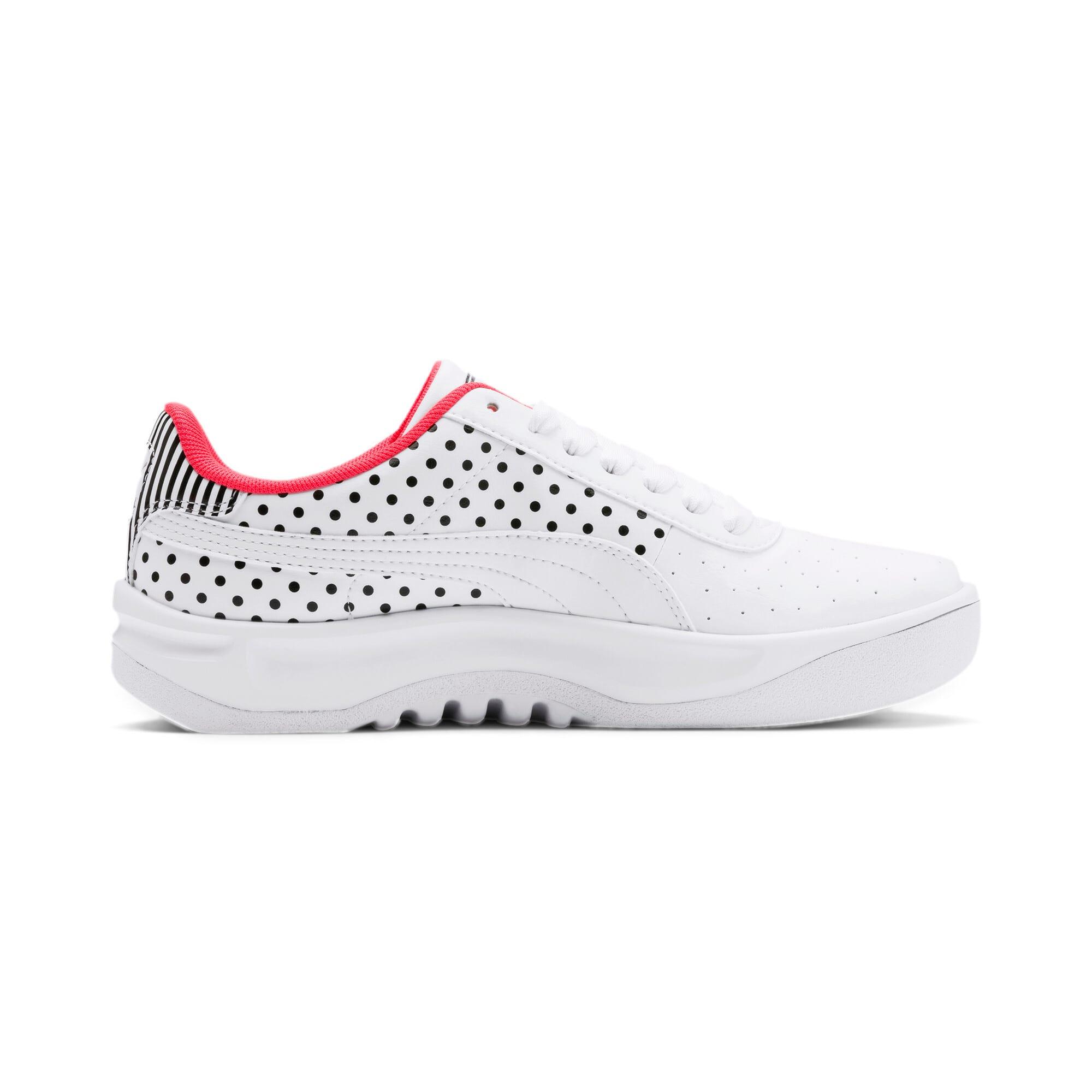Miniatura 6 de Zapatos deportivosCalifornia Remix para mujer, Puma White-Puma Black, mediano