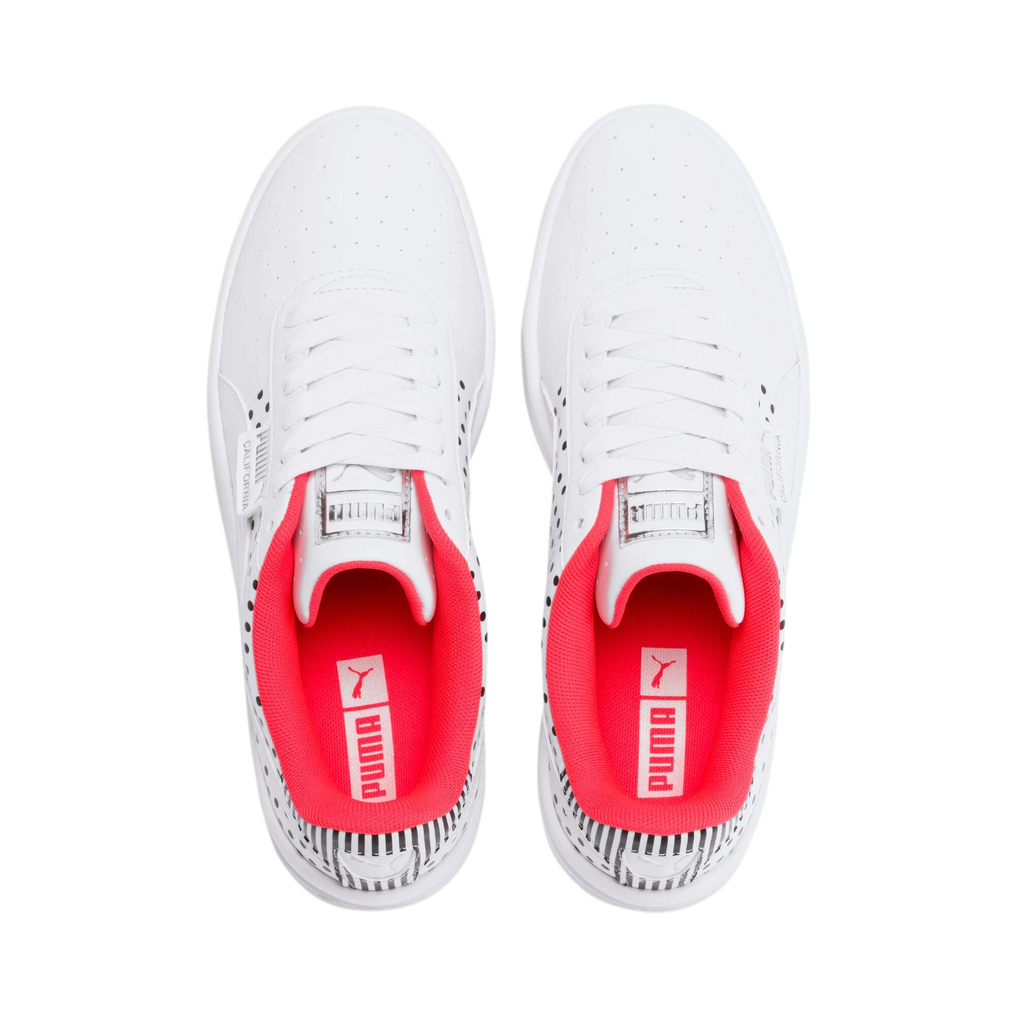 Miniatura 7 de Zapatos deportivosCalifornia Remix para mujer, Puma White-Puma Black, mediano