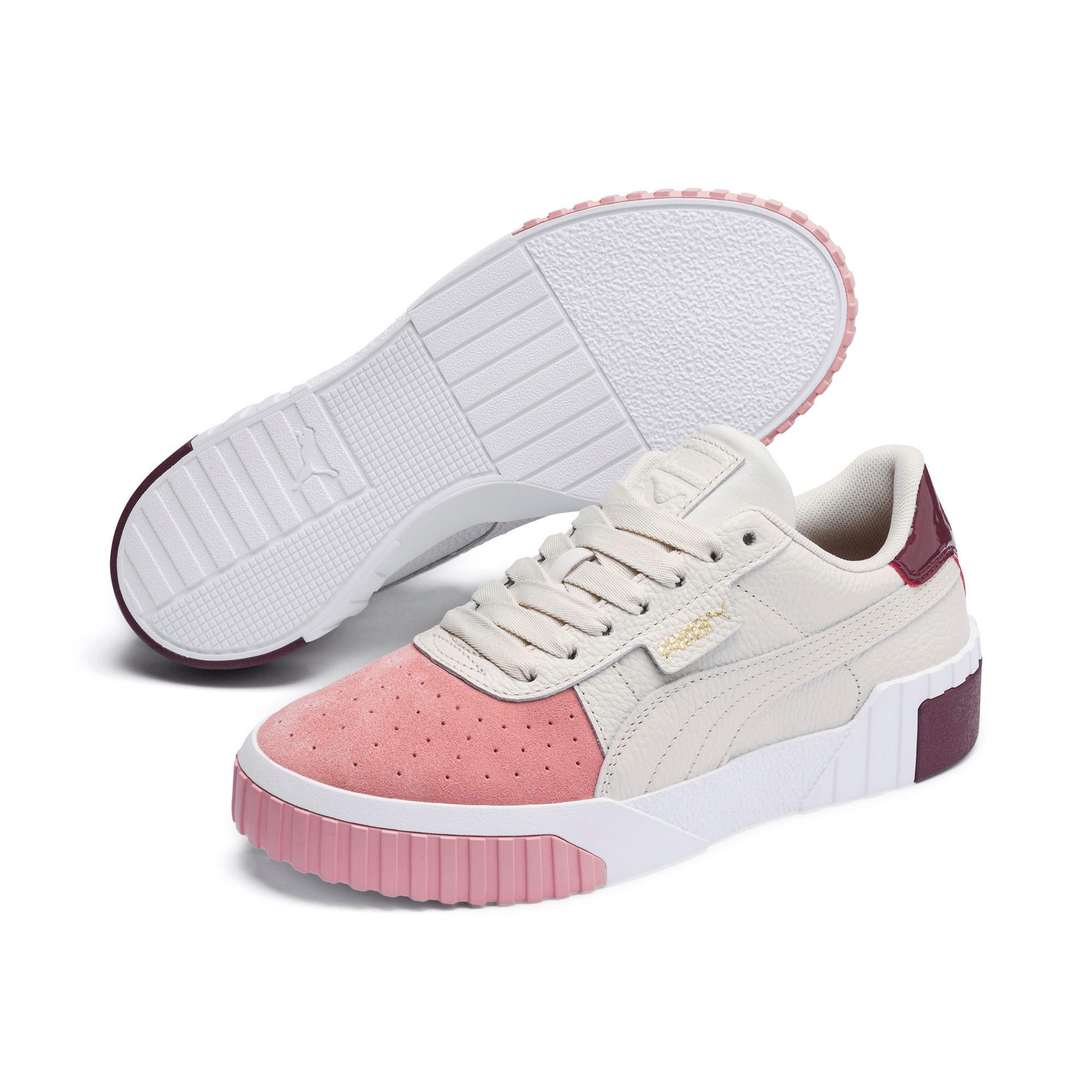 Thumbnail 3 of Cali Remix Women's Sneakers, Pastel Parchment-Bridal Rose, medium