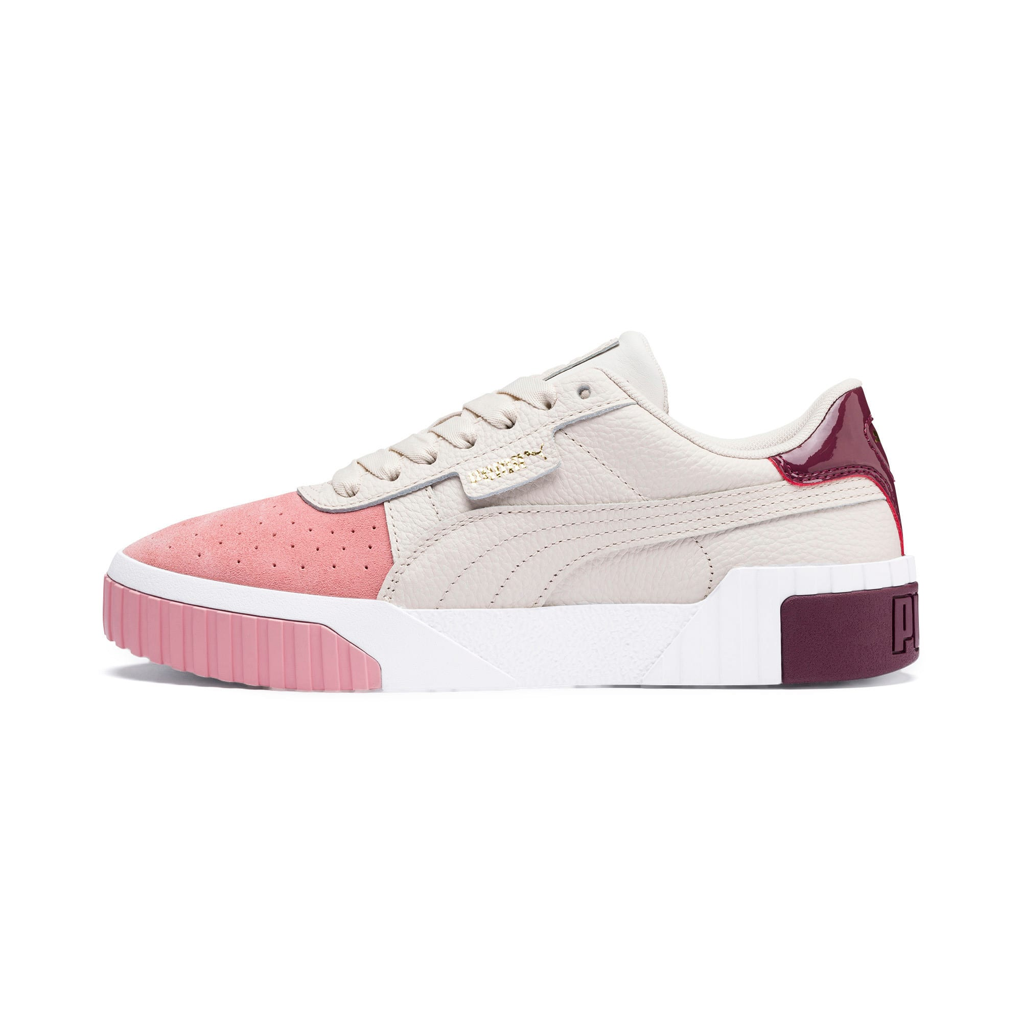 Thumbnail 1 of Cali Remix Damen Sneaker, Pastel Parchment-Bridal Rose, medium