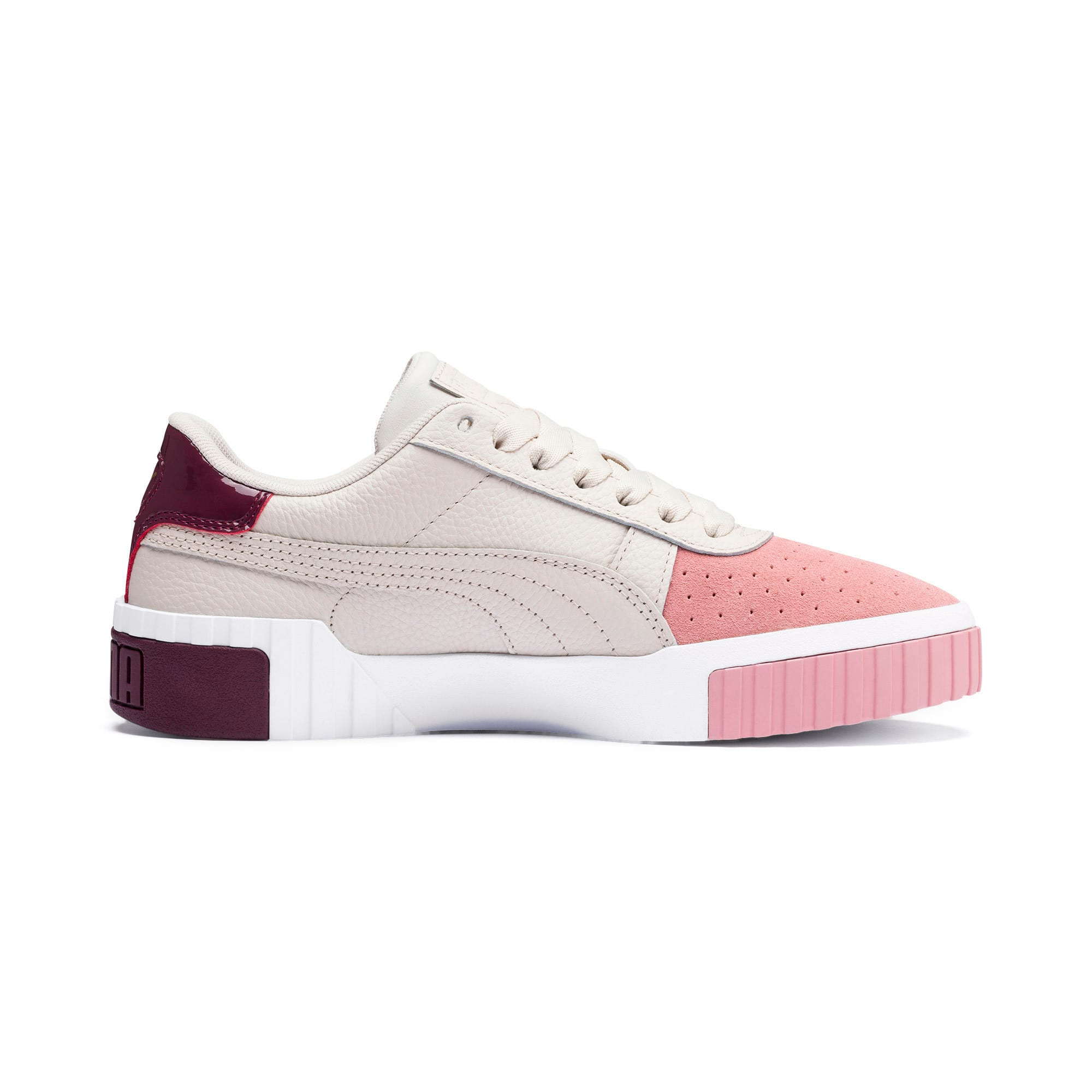Thumbnail 6 of Cali Remix Women's Sneakers, Pastel Parchment-Bridal Rose, medium