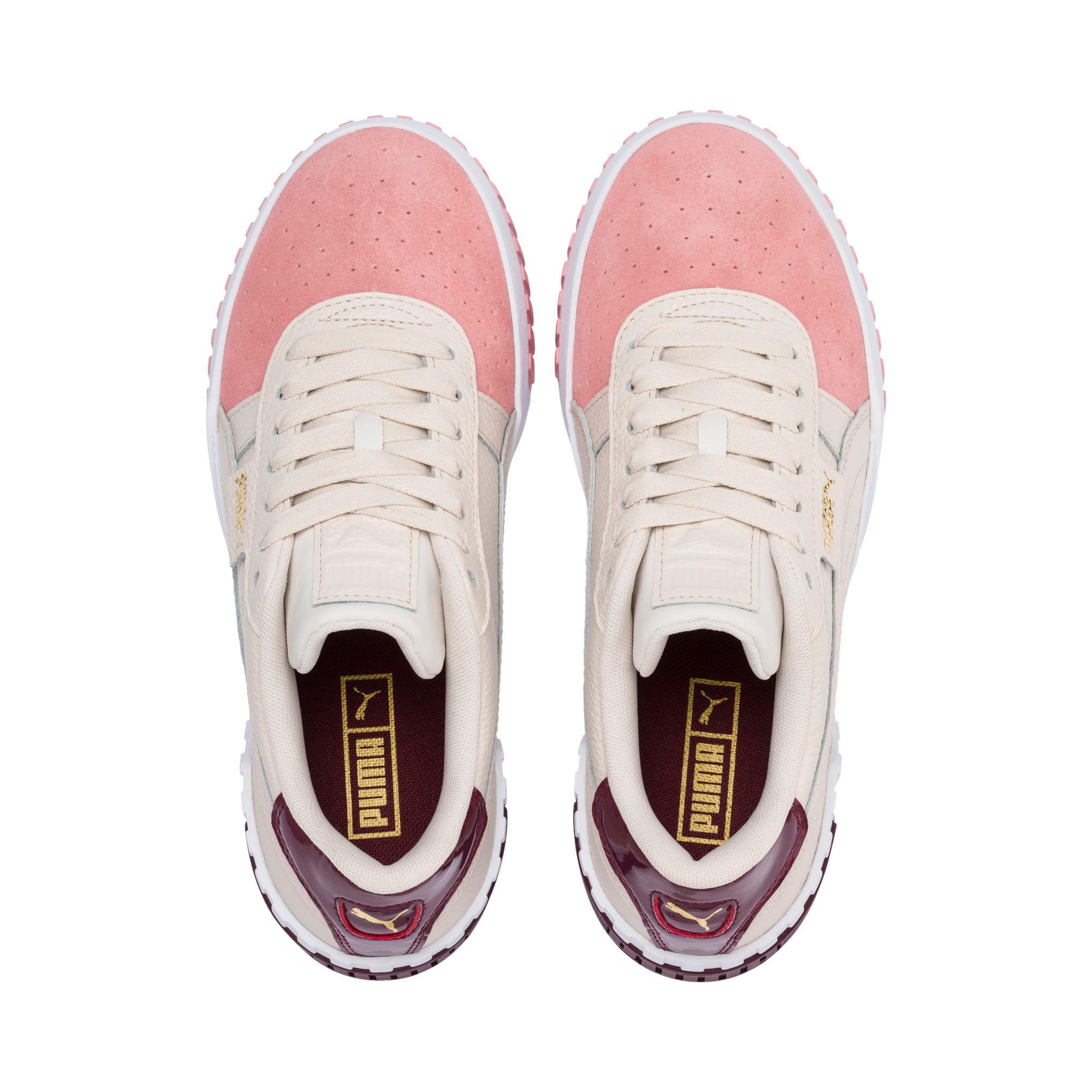 Thumbnail 7 of Cali Remix Damen Sneaker, Pastel Parchment-Bridal Rose, medium