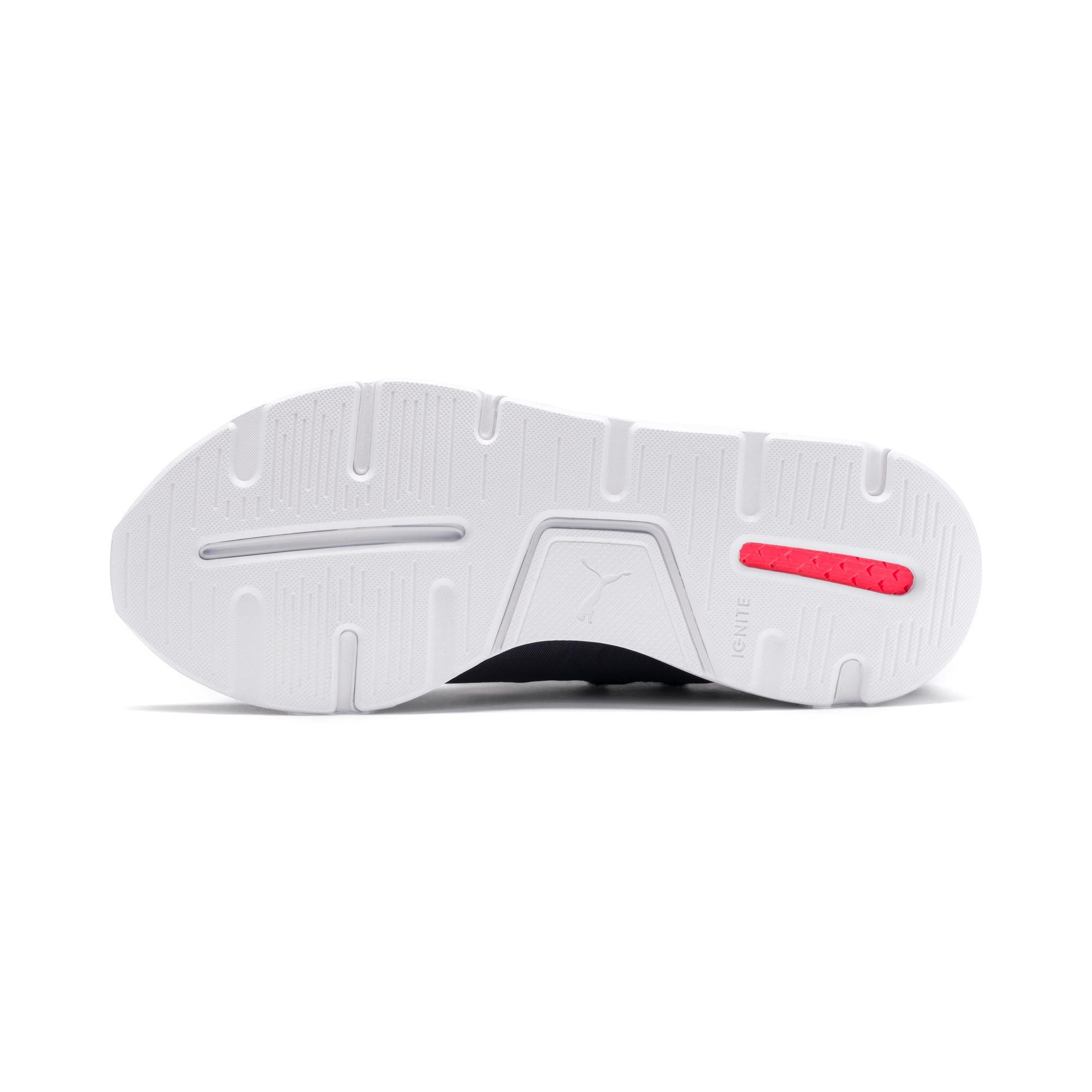 Thumbnail 5 of Muse 2 Hypertech Women's Sneakers, Puma Black-Sulphur, medium